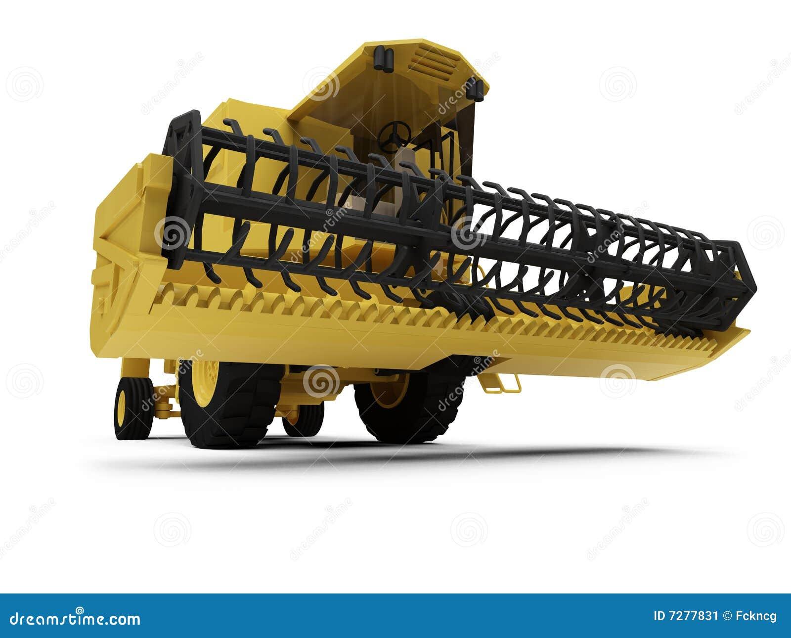 Máquina segadora