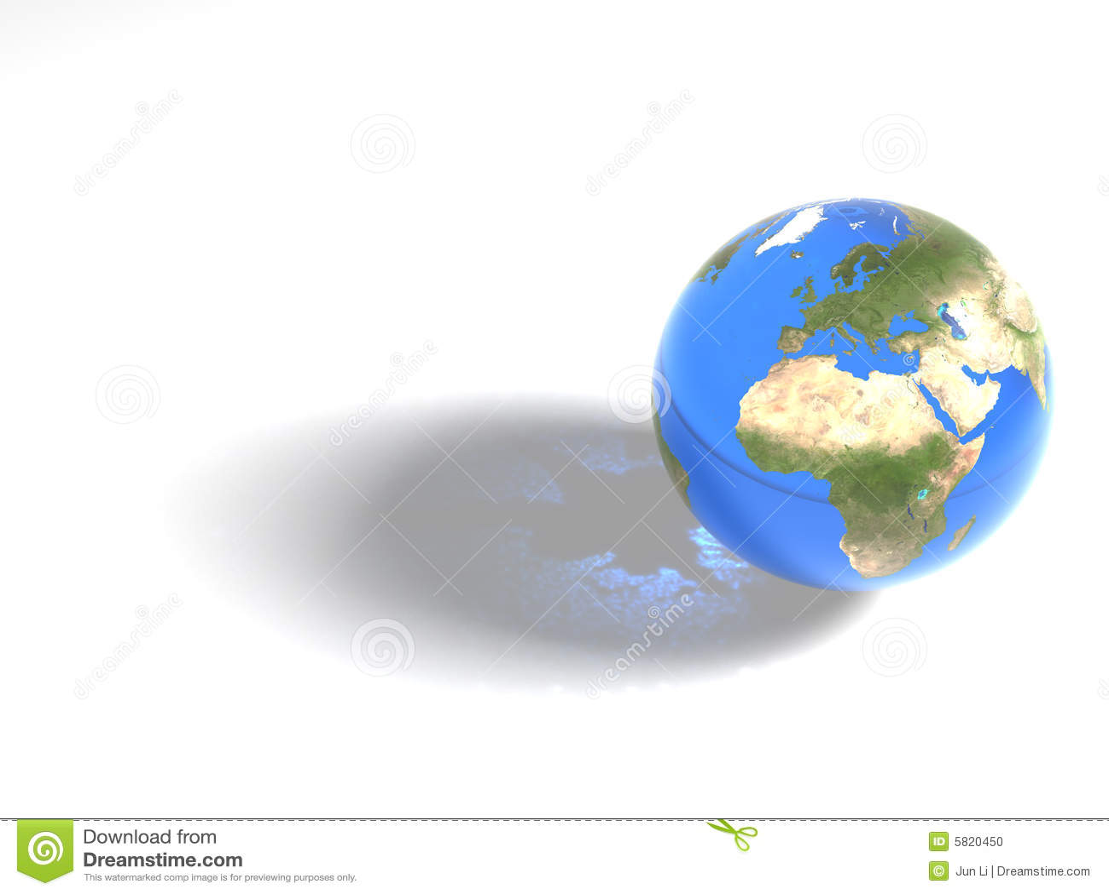 Mármol azul - África y Europa