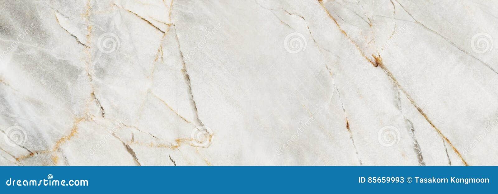 Mármore branco natural para o teste padrão e o fundo
