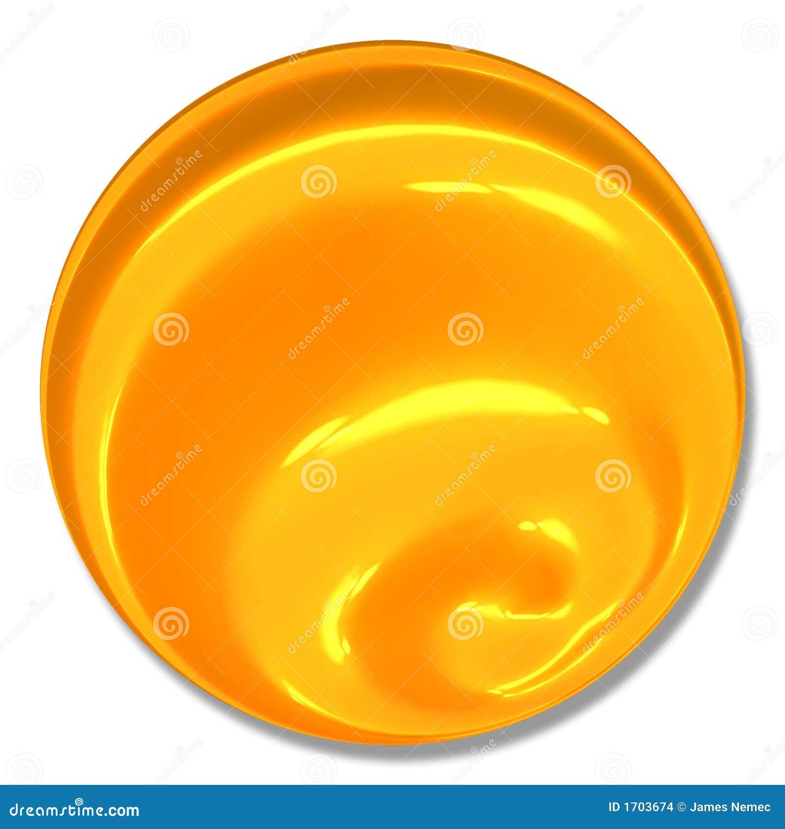 Mármore espiral da esfera da tecla