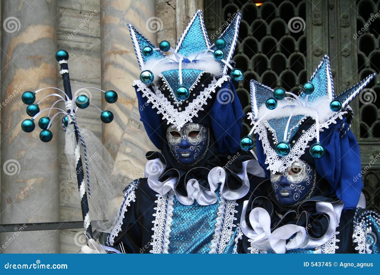 Máscara - carnaval - Veneza - Italy