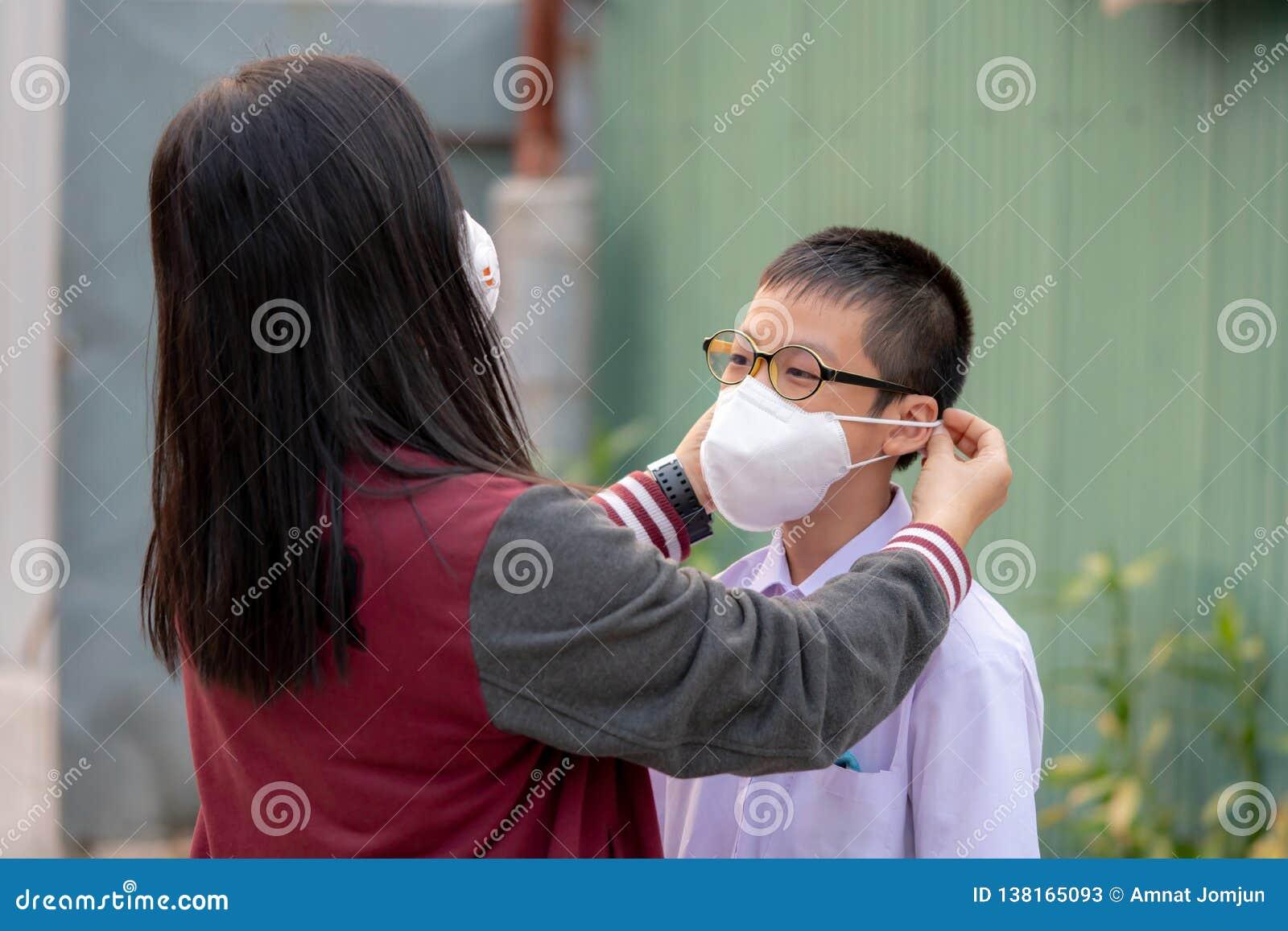 Máscara da proteção da poeira