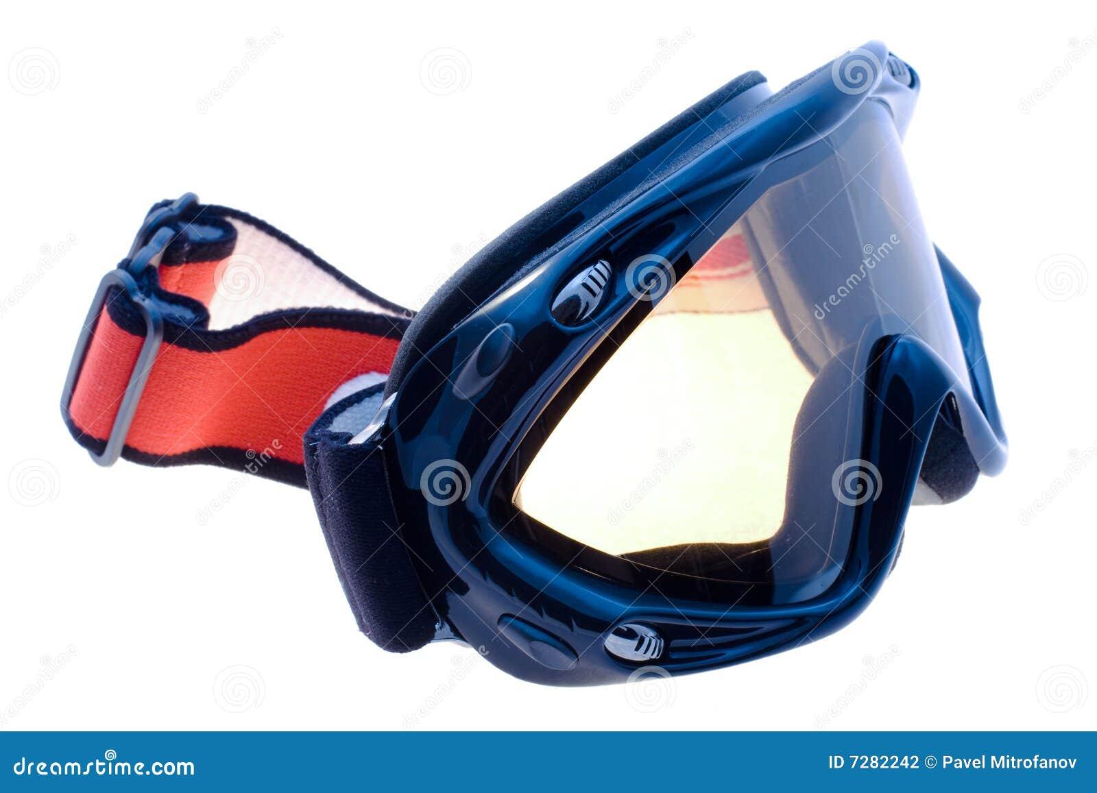 Máscara de esquí.