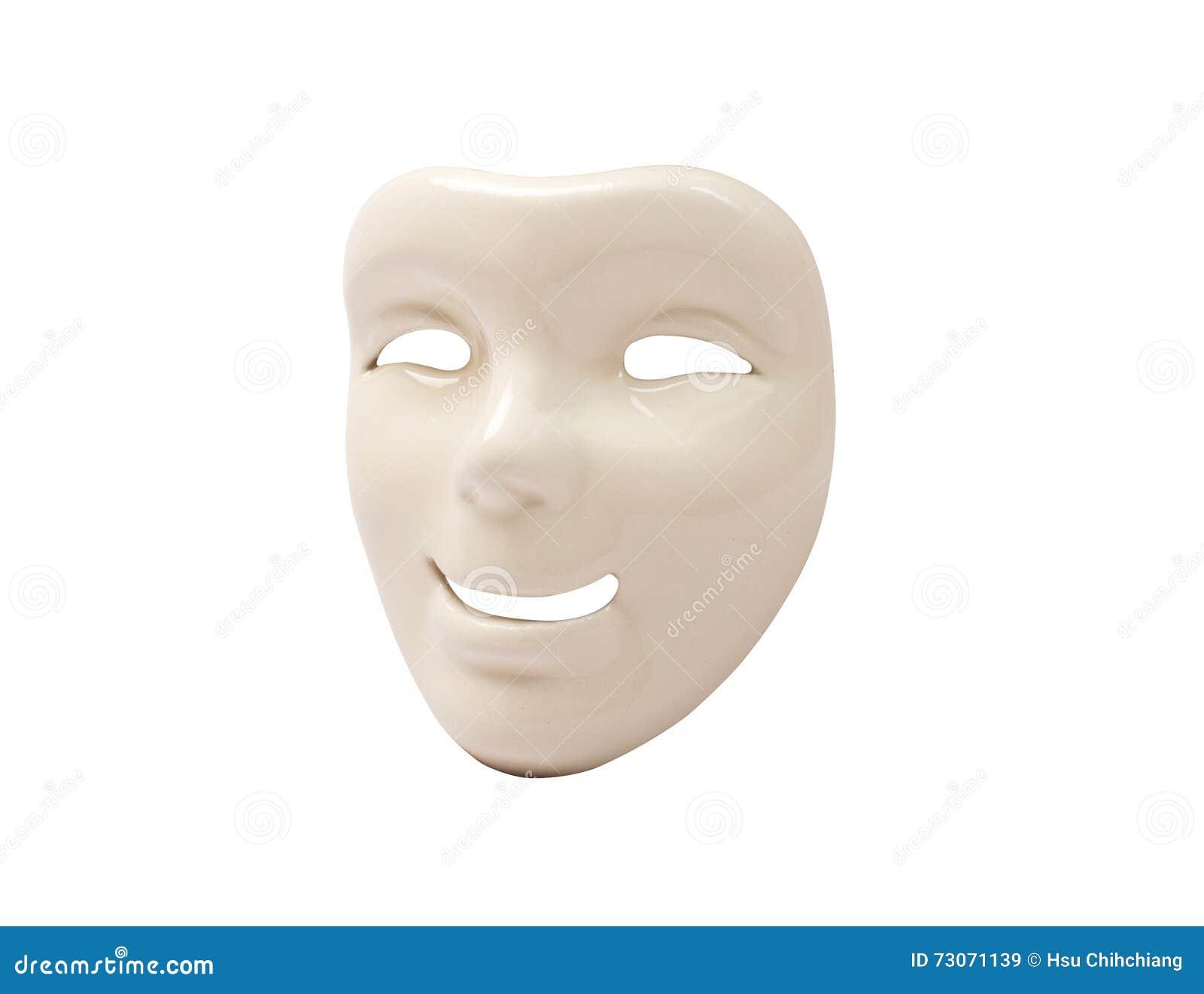 Máscara de la cerámica