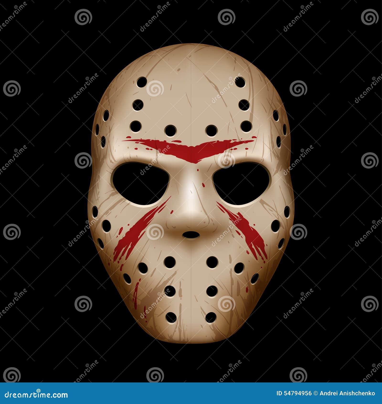 Máscara del hockey