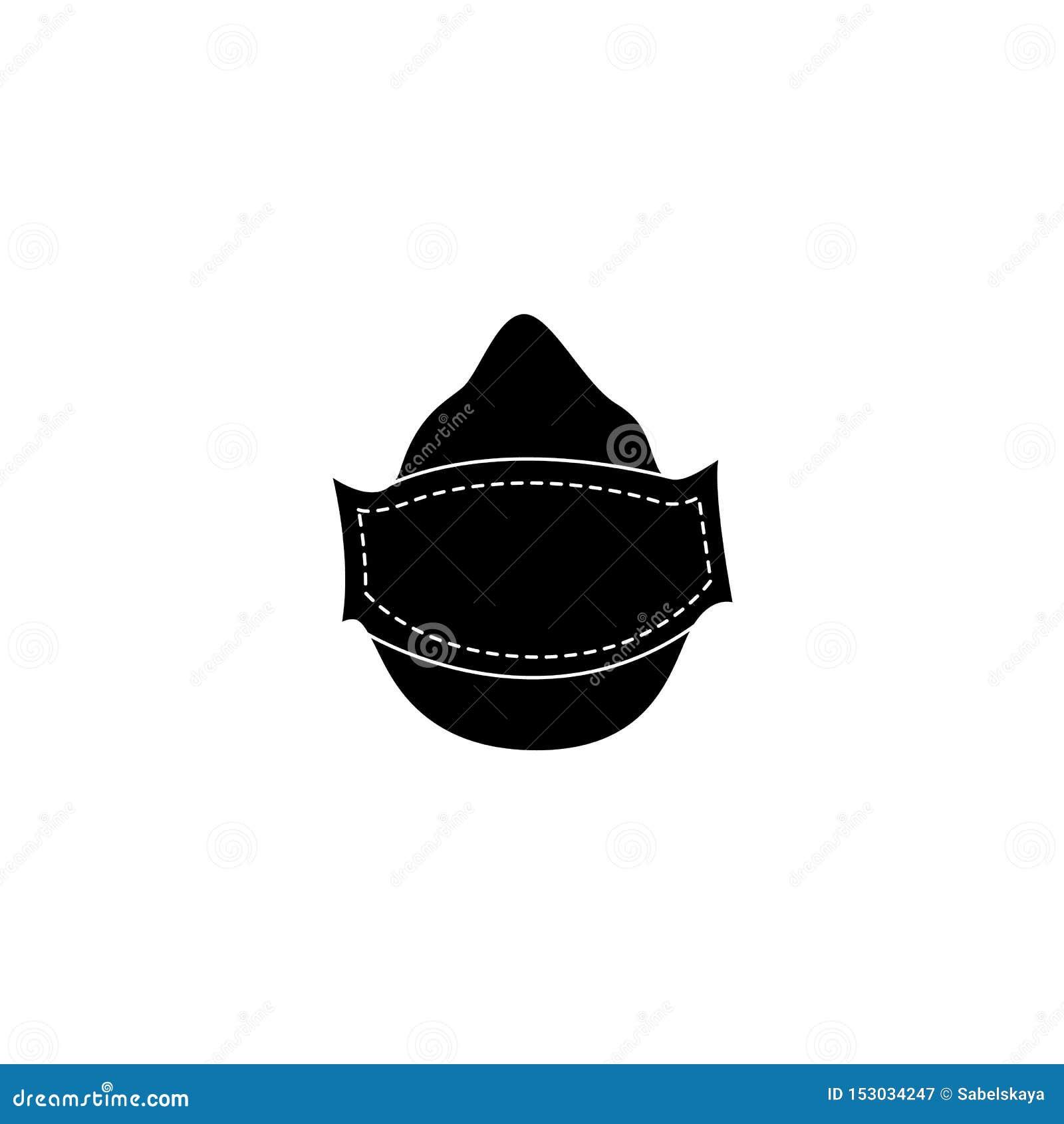 Máscara del respirador para la protección de la contaminación atmosférica