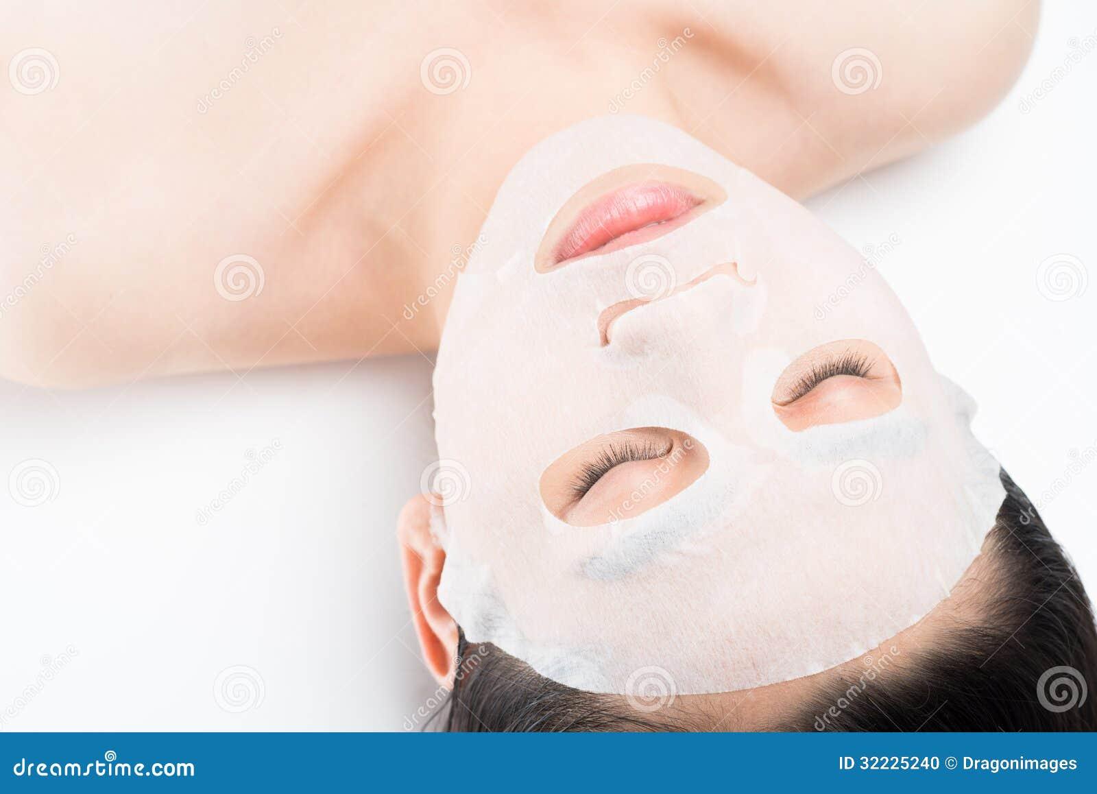 Download Máscara dos termas foto de stock. Imagem de casca, limpo - 32225240