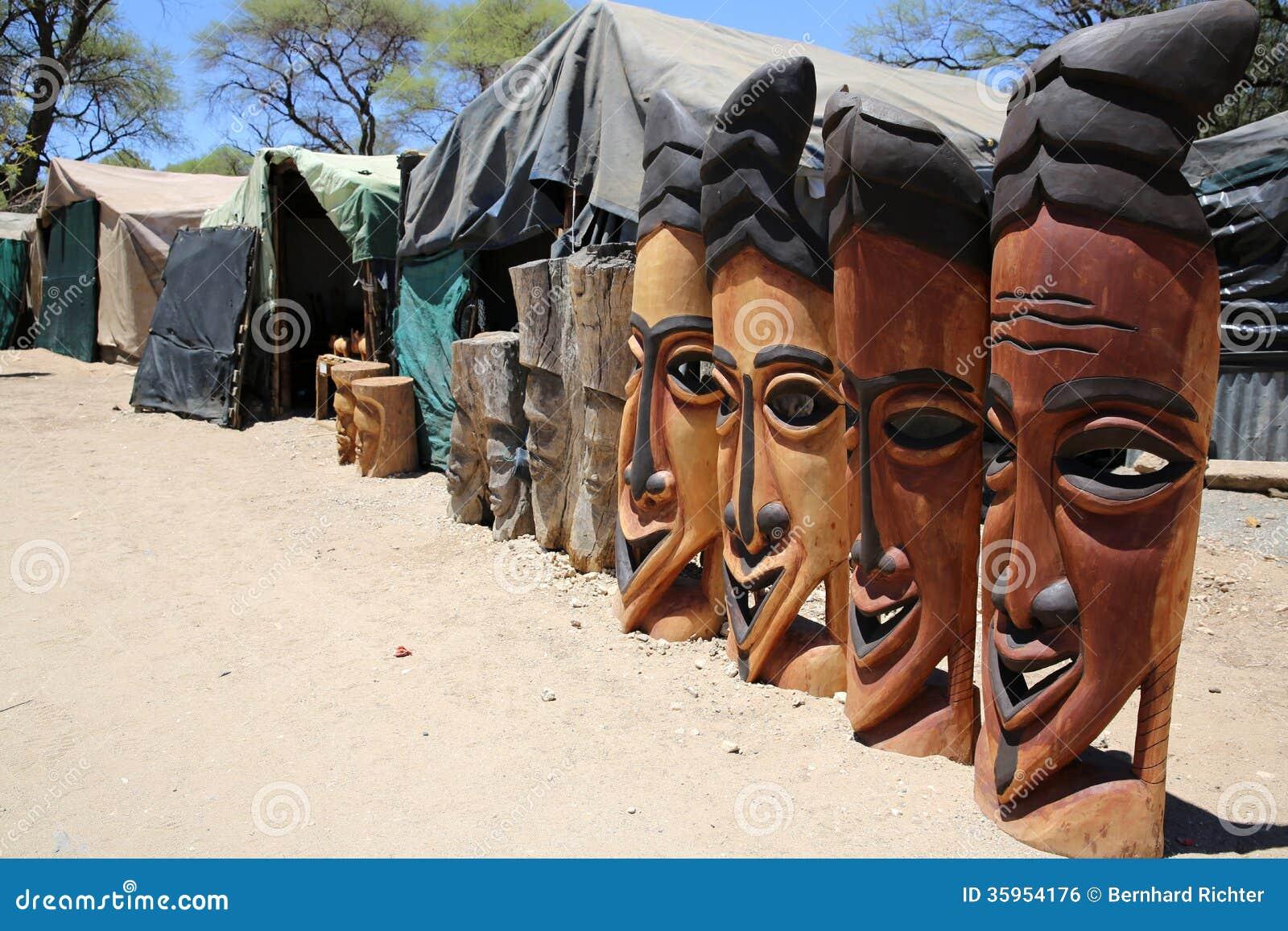 Máscaras de África