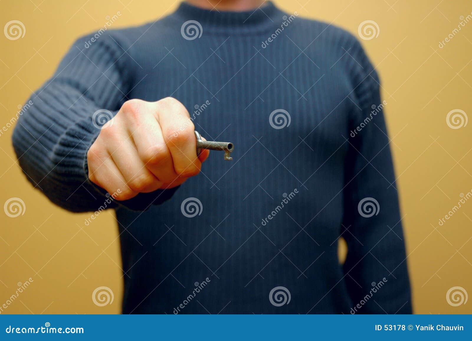 Mão chave 5