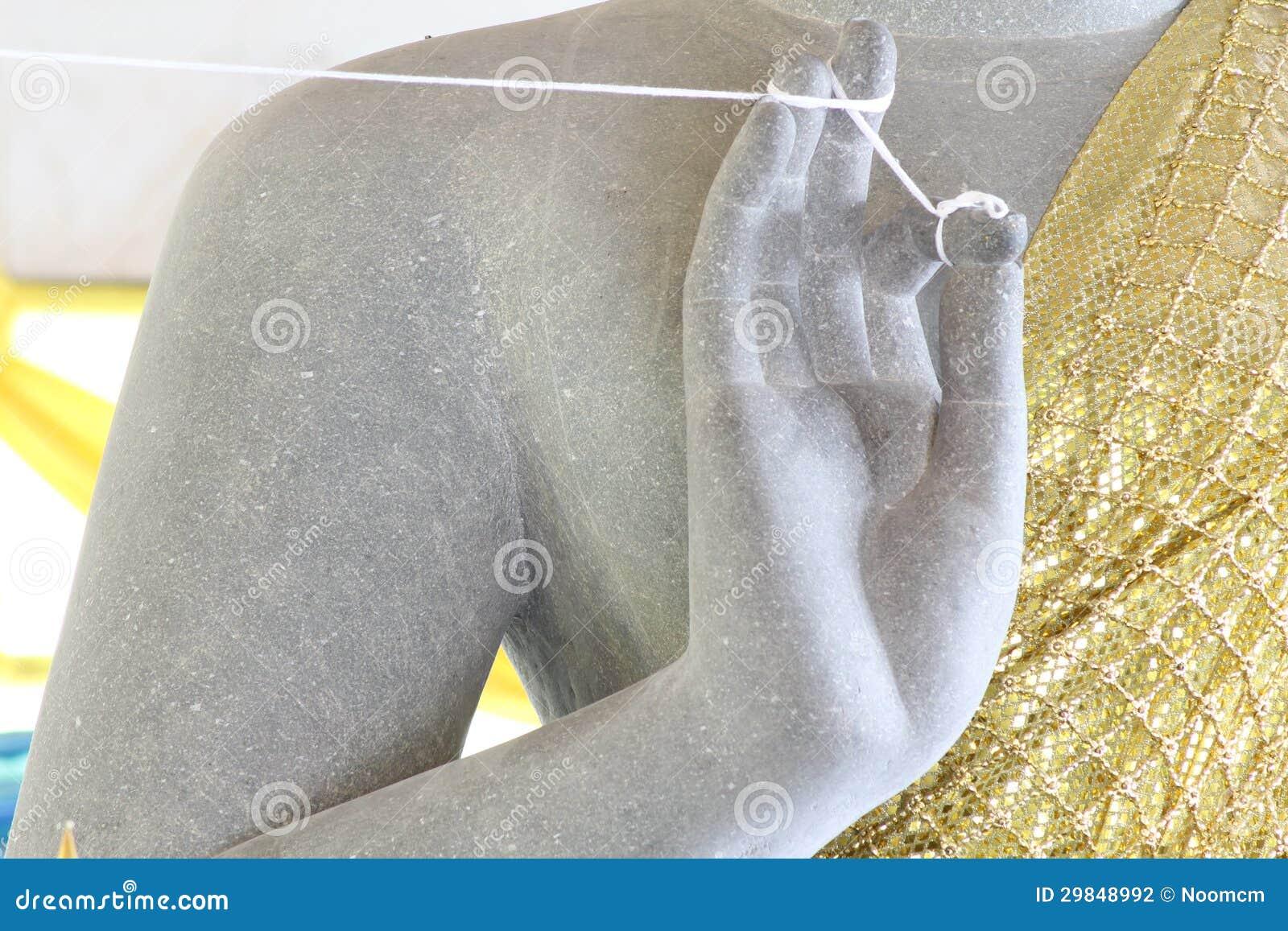 Mão de buddha