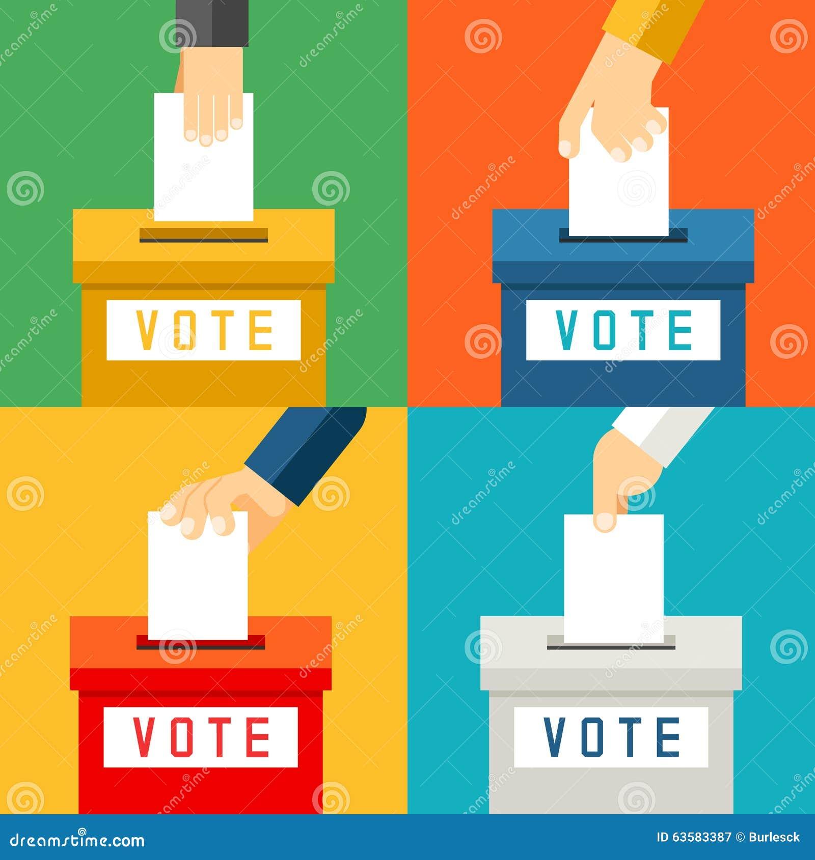 Resultado de imagem para imagens de urnas de votos