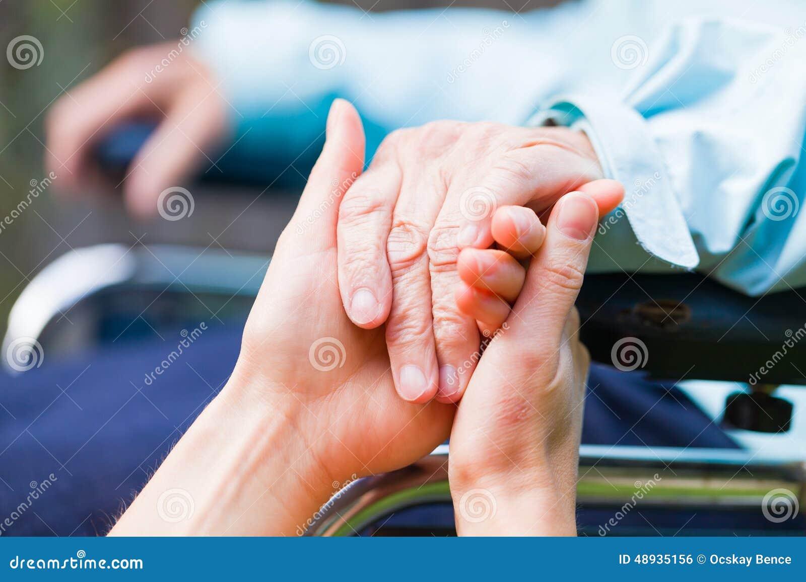 Mãos amiga