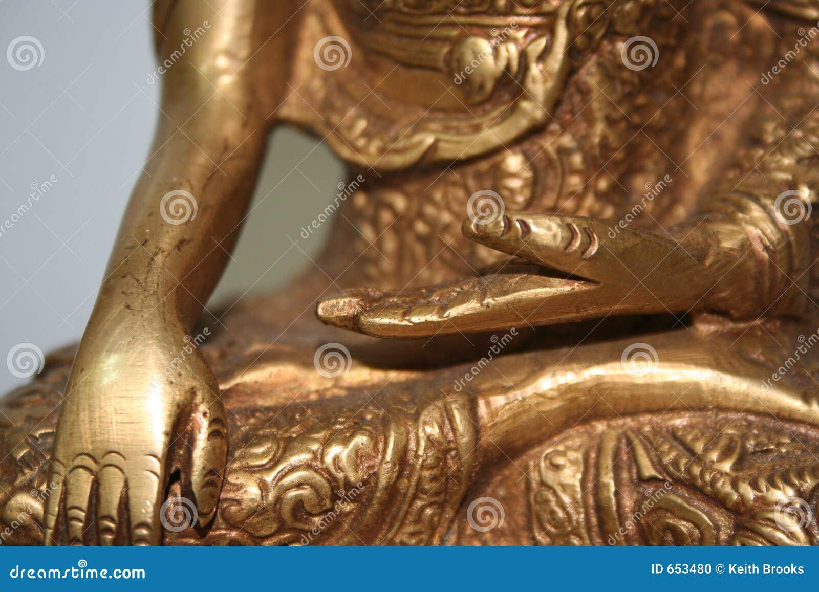 Mãos de Buddha