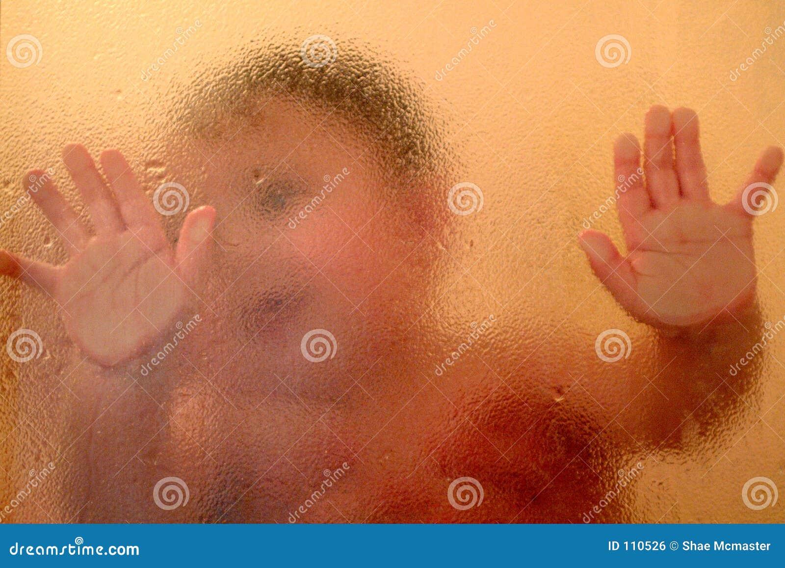 Mãos do bebê