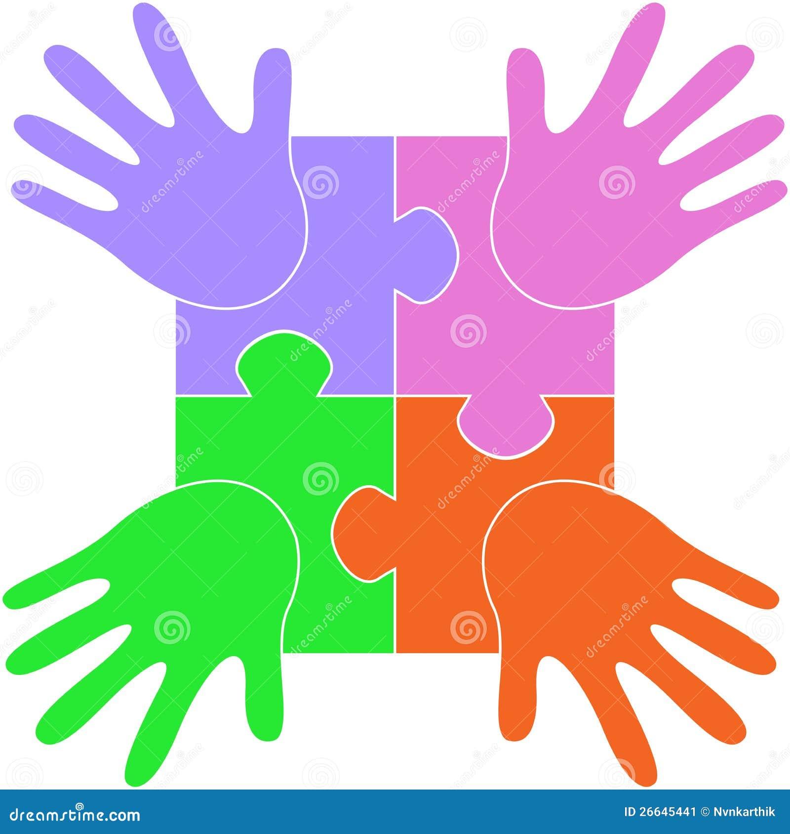 Mãos do enigma