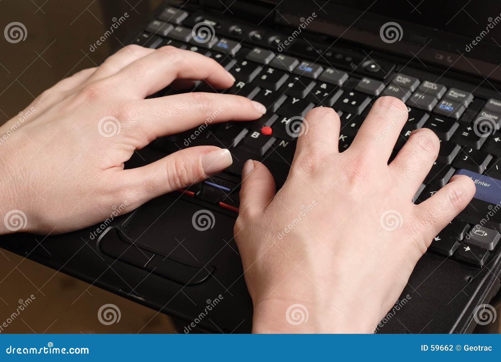 Mãos ocupadas