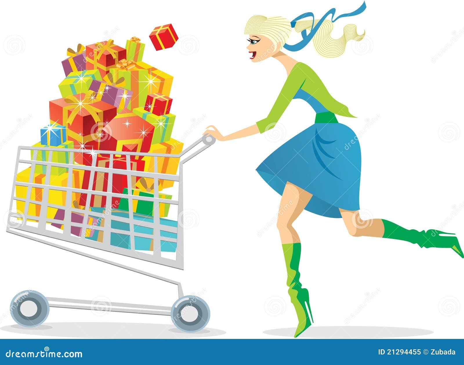 Einkaufsbummel