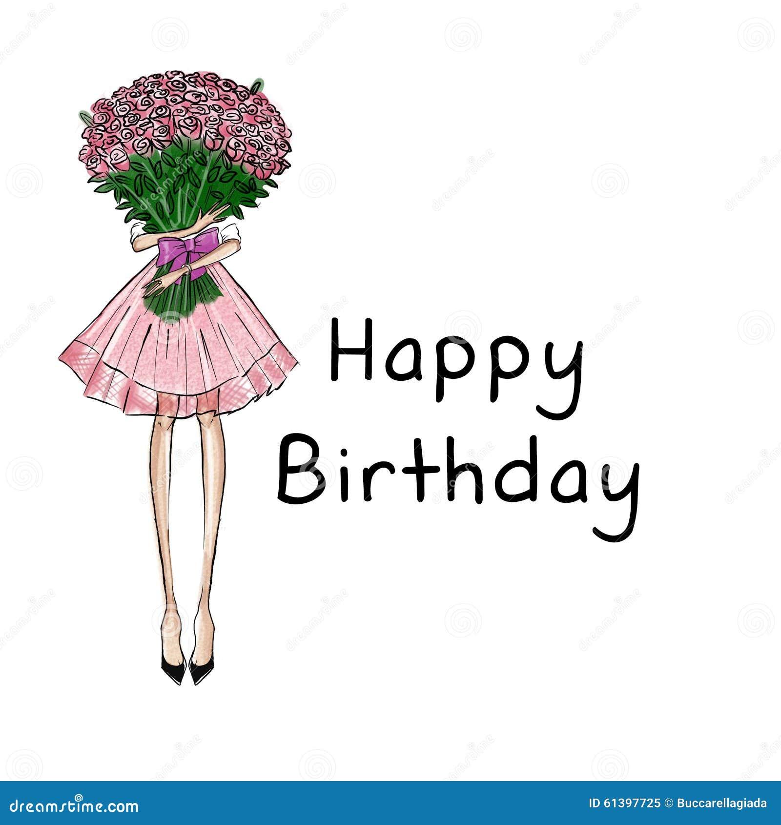 Alles Gute Zum Geburtstag Mädchen