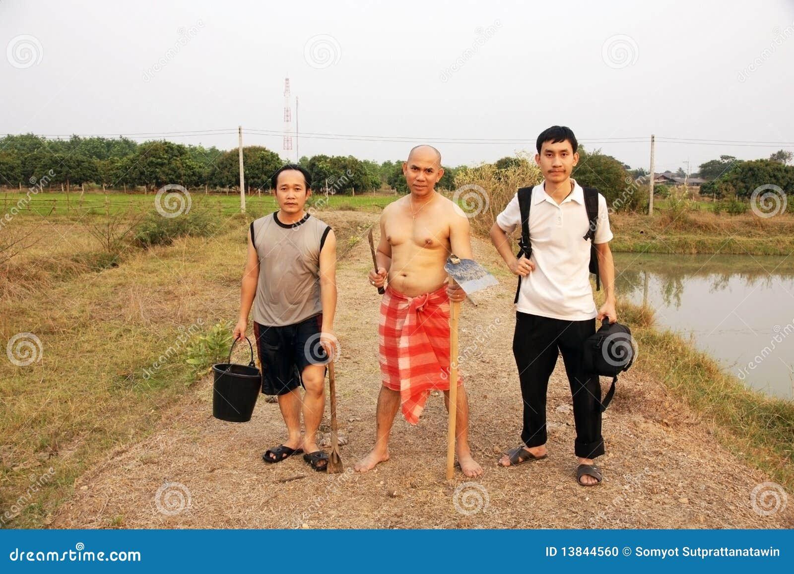 Männer Lustig Stockfoto - Bild: 13844560