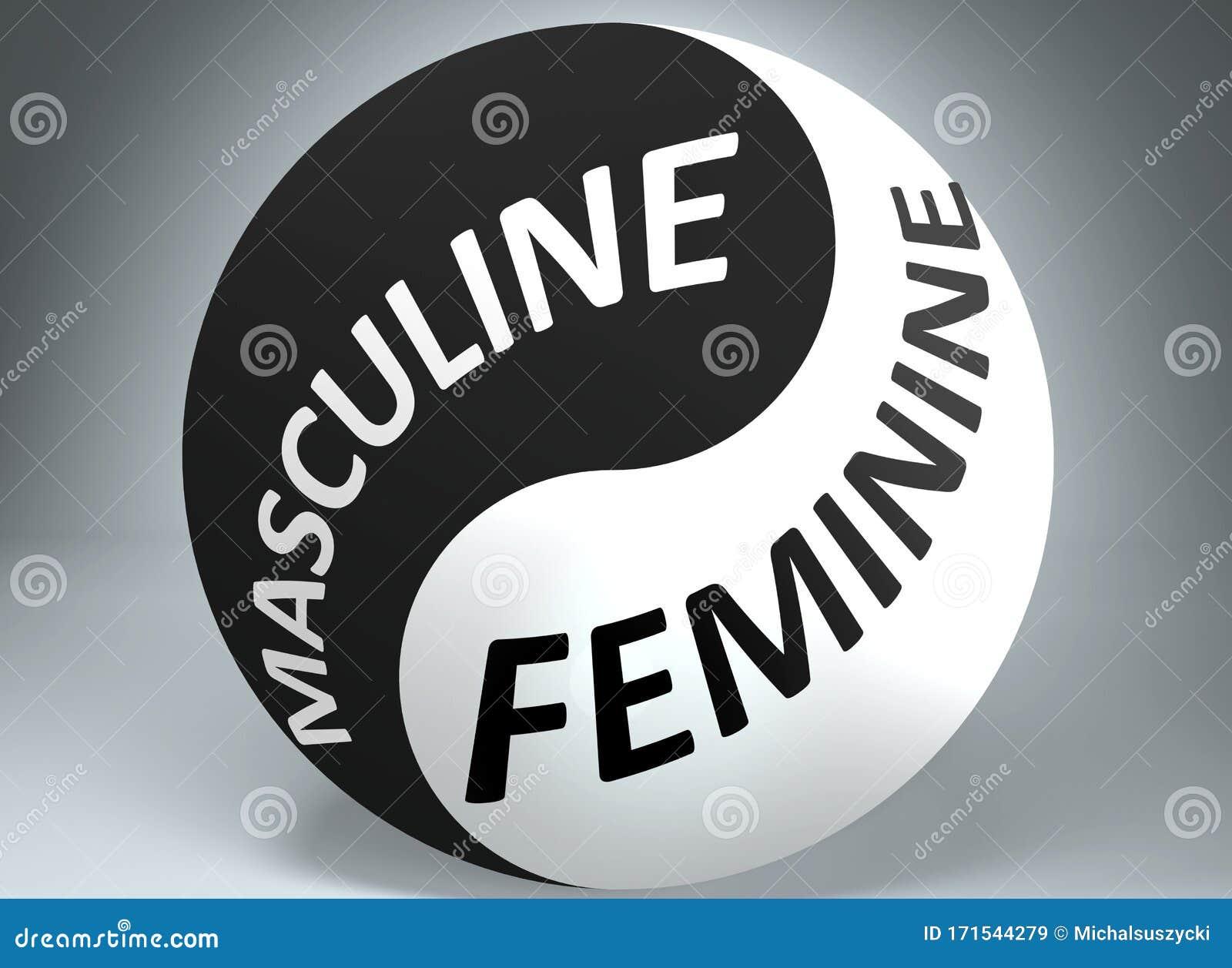 Word männlich weiblich zeichen Symbol weiblich