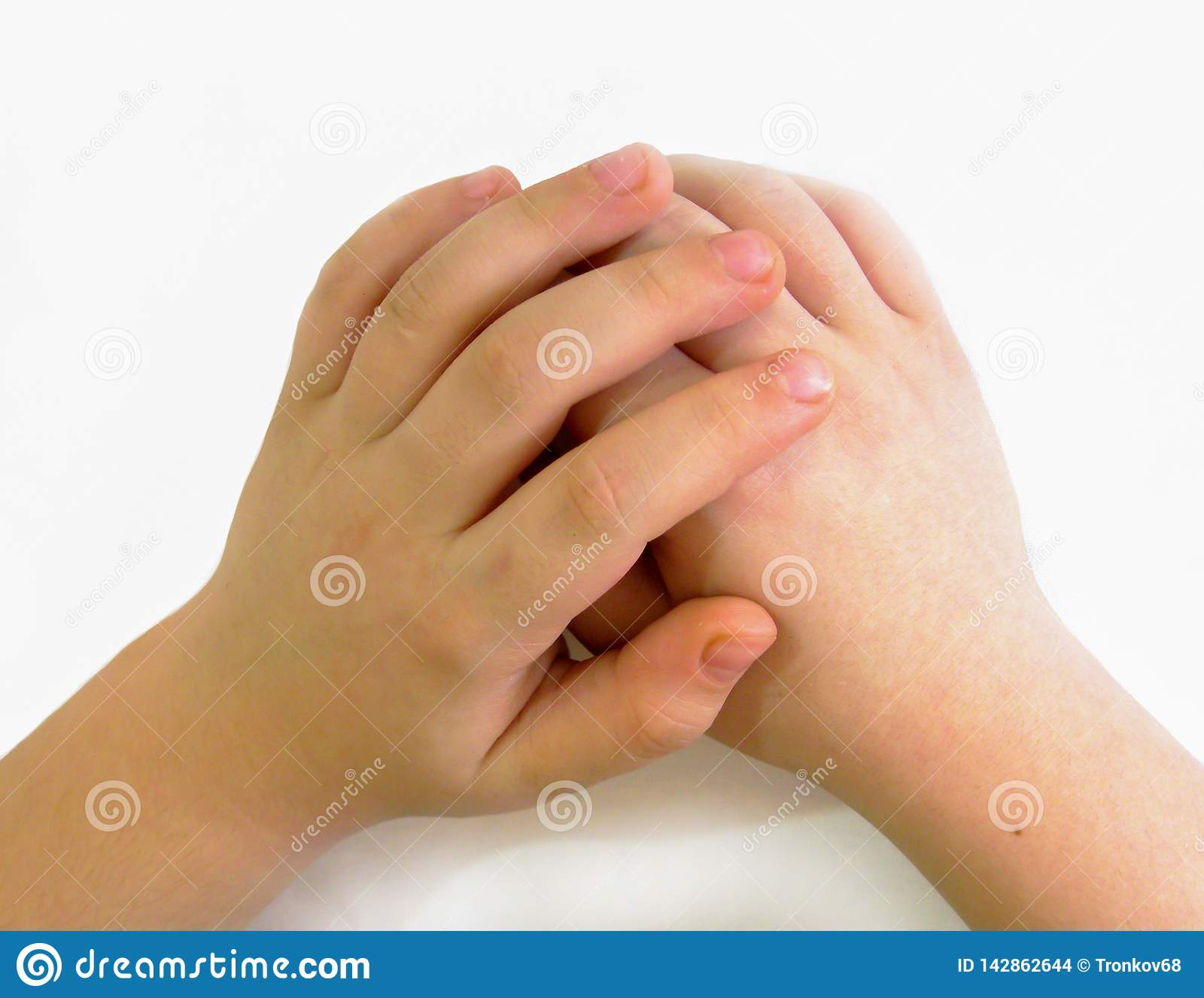 Mänskliga händer är en av de mest uttrycksfulla delarna av kroppen