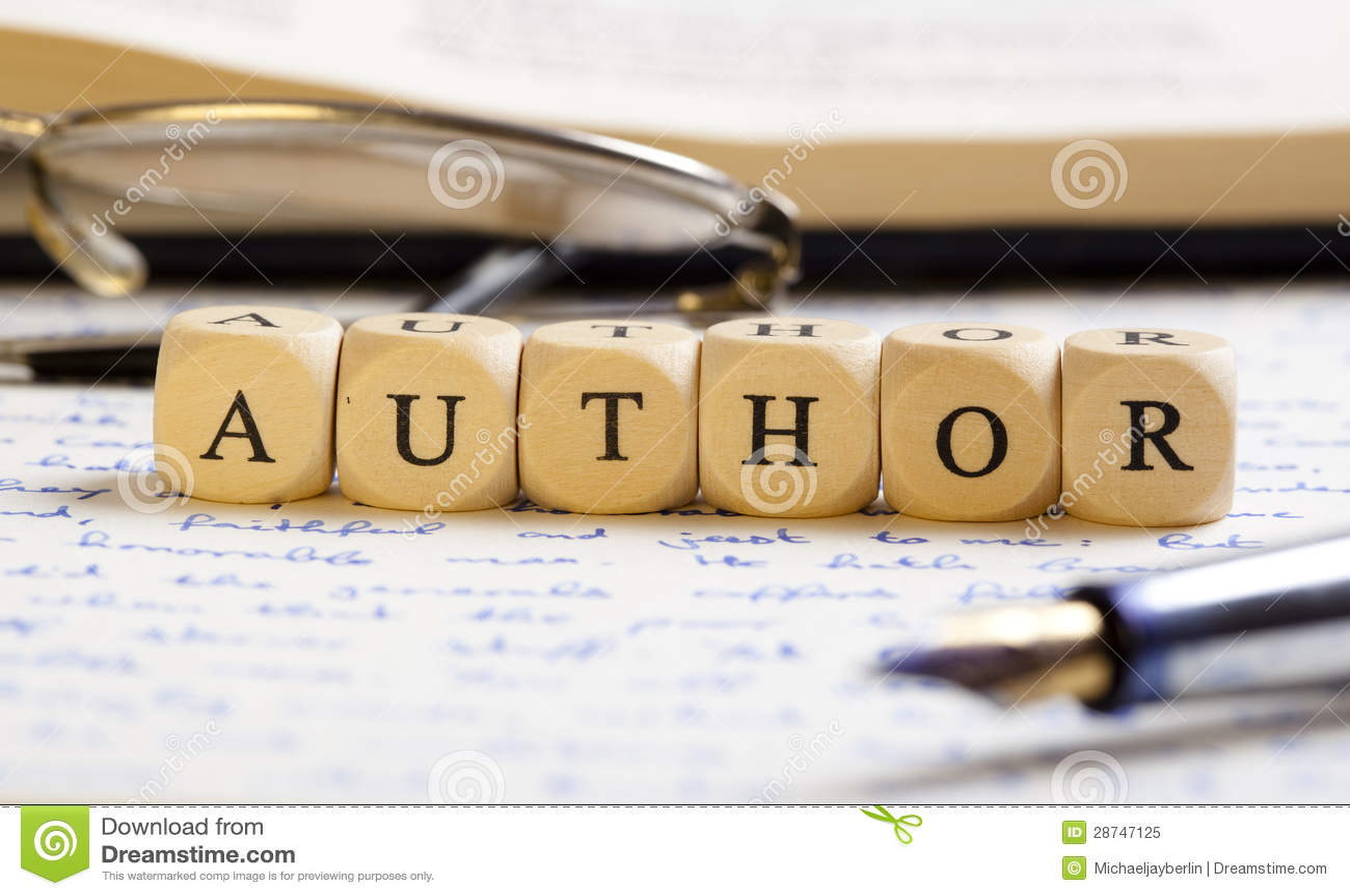 Märka tärnar begrepp: Författare