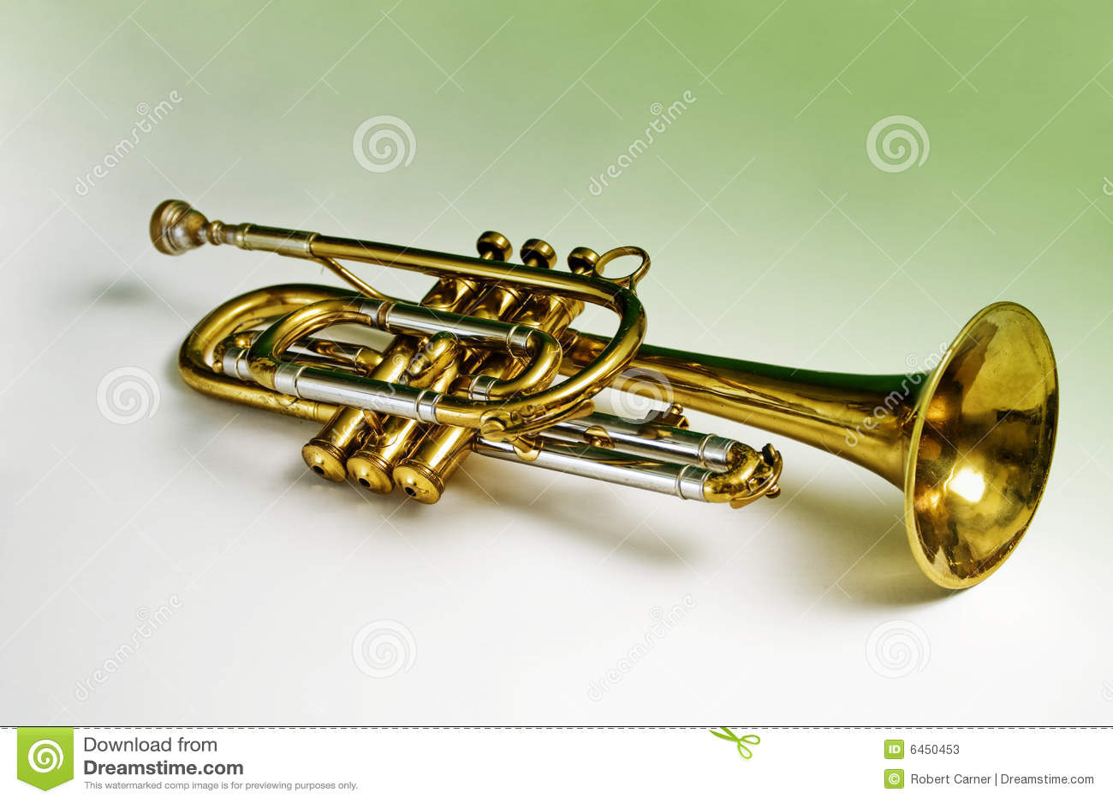 Mässingstrumpet