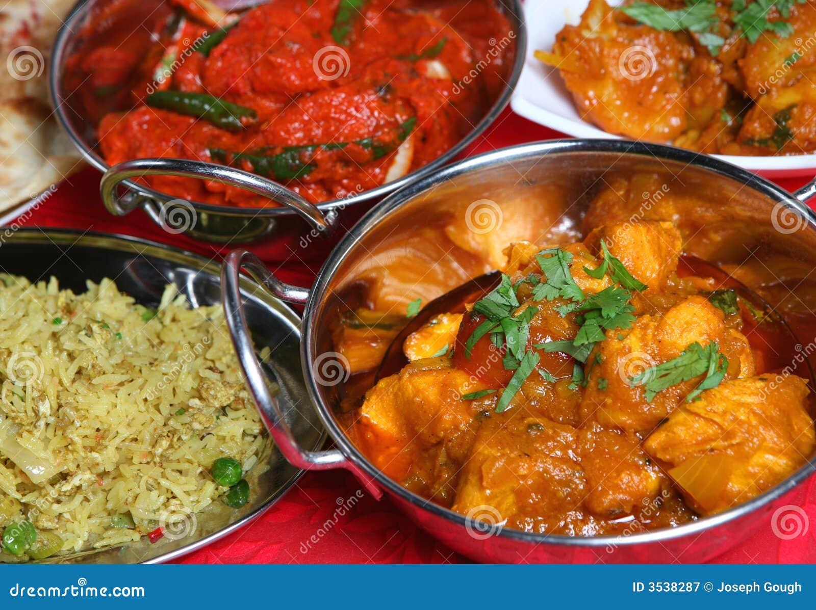 Mål för currymatindier