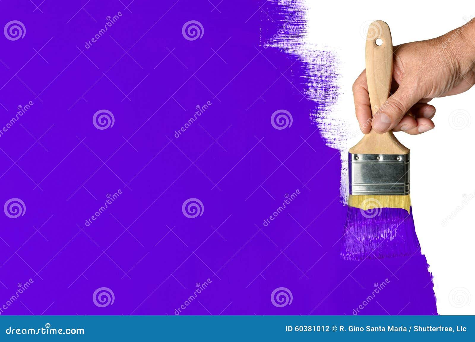 Måla den gröna väggen