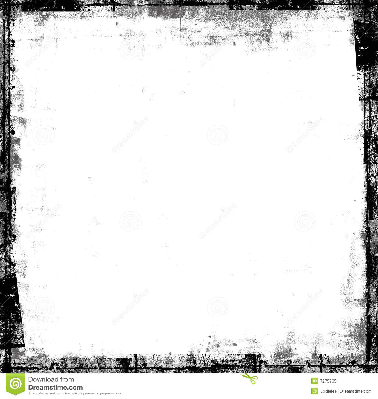Målad textur för ramgrungemaskering samkopiering