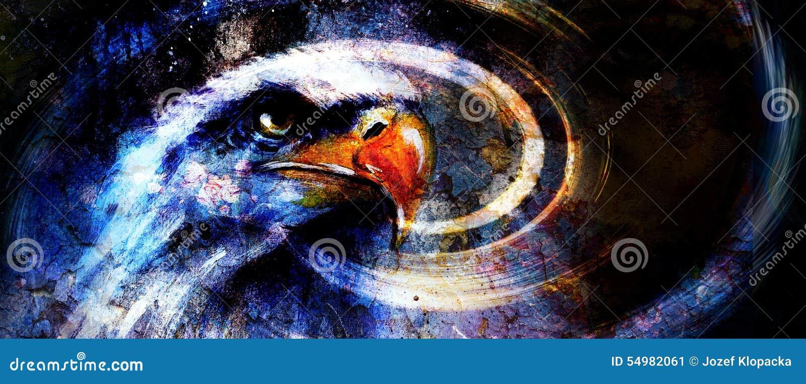 Målningörnen på en abstrakt bakgrund, med knastrar strukturmålningörnen på en abstrakt bakgrund, med knastrar structur