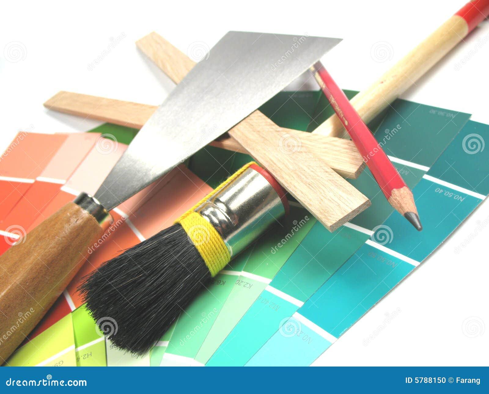 Målningshjälpmedel