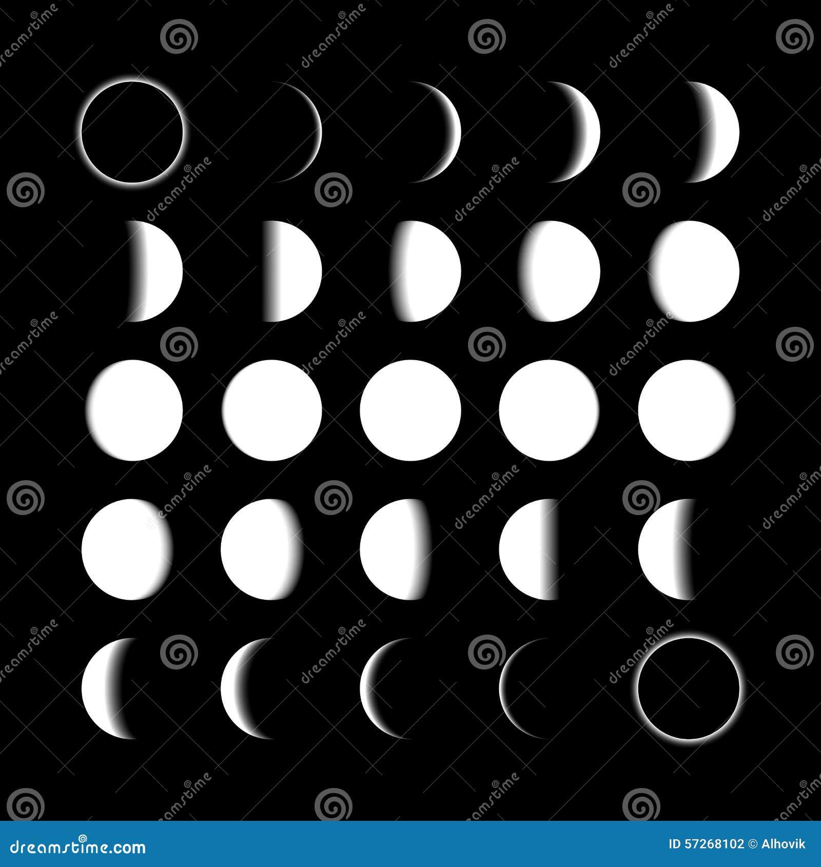 Mån- faser