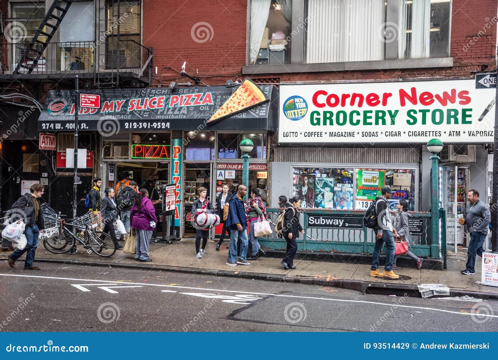 Mångfald i New York