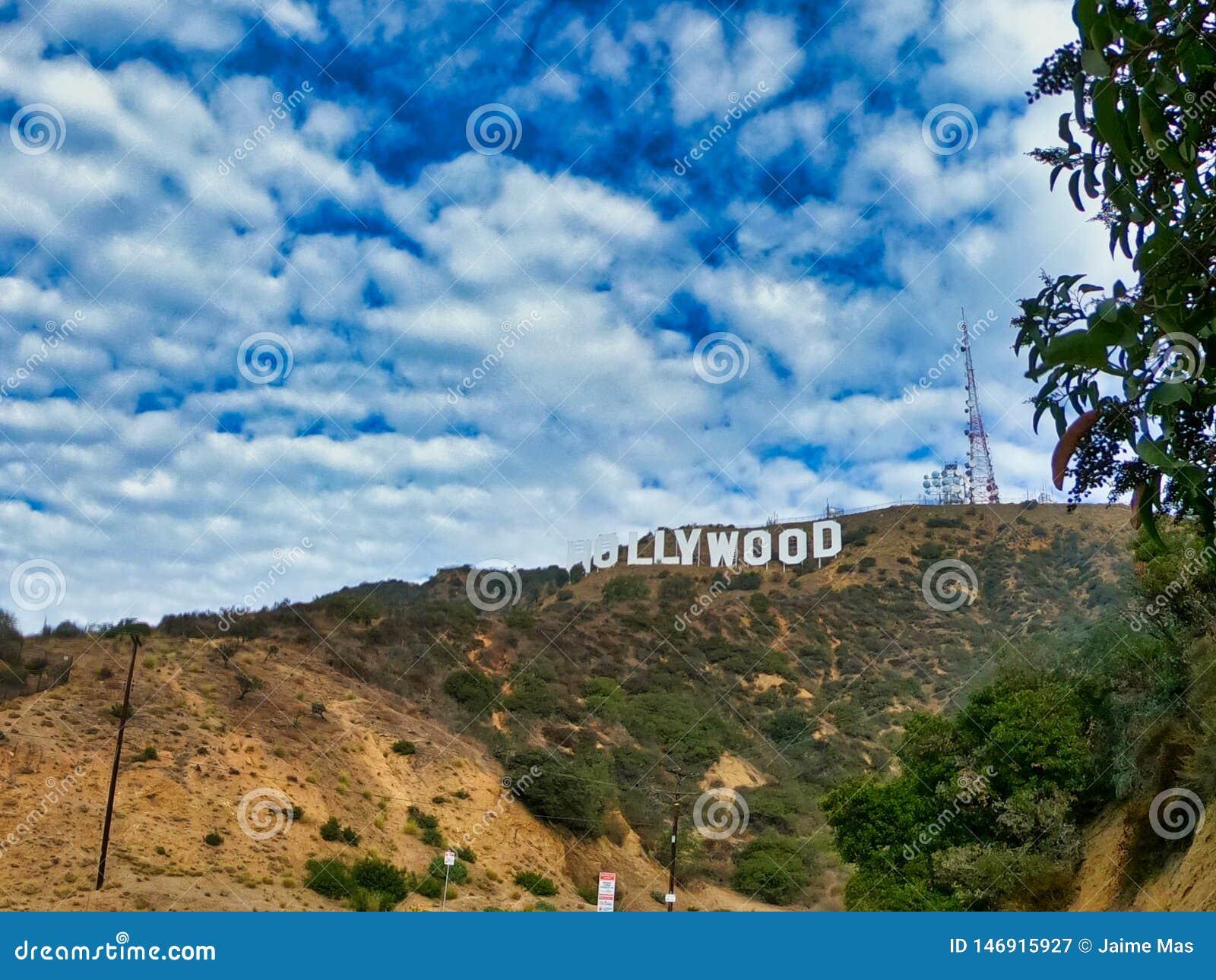 Måste se i den Los Angeles staden, Kalifornien