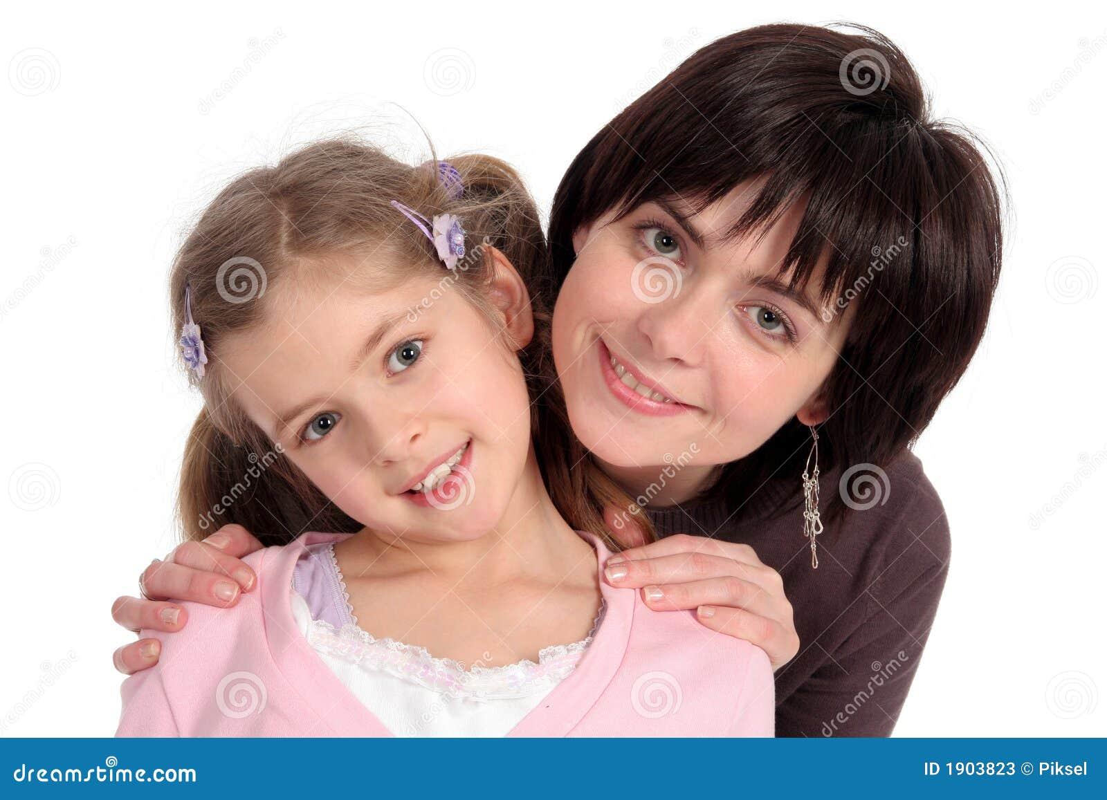 Mère avec le descendant