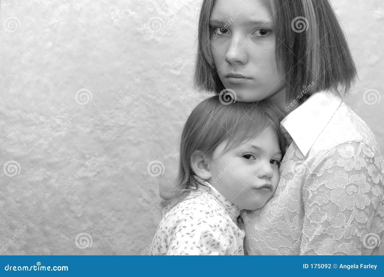 Mère d adolescent/soeurs