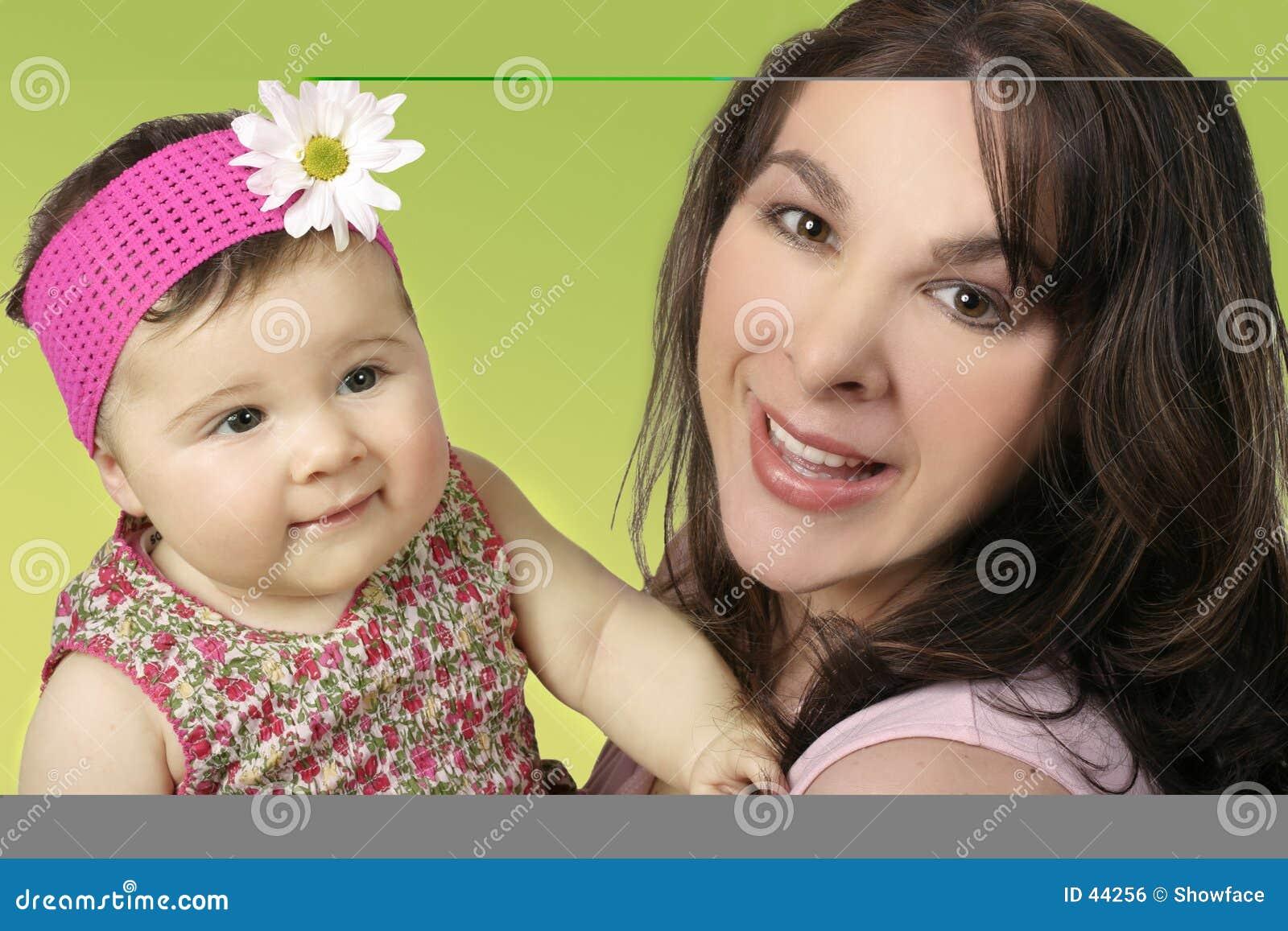 Mère et descendant