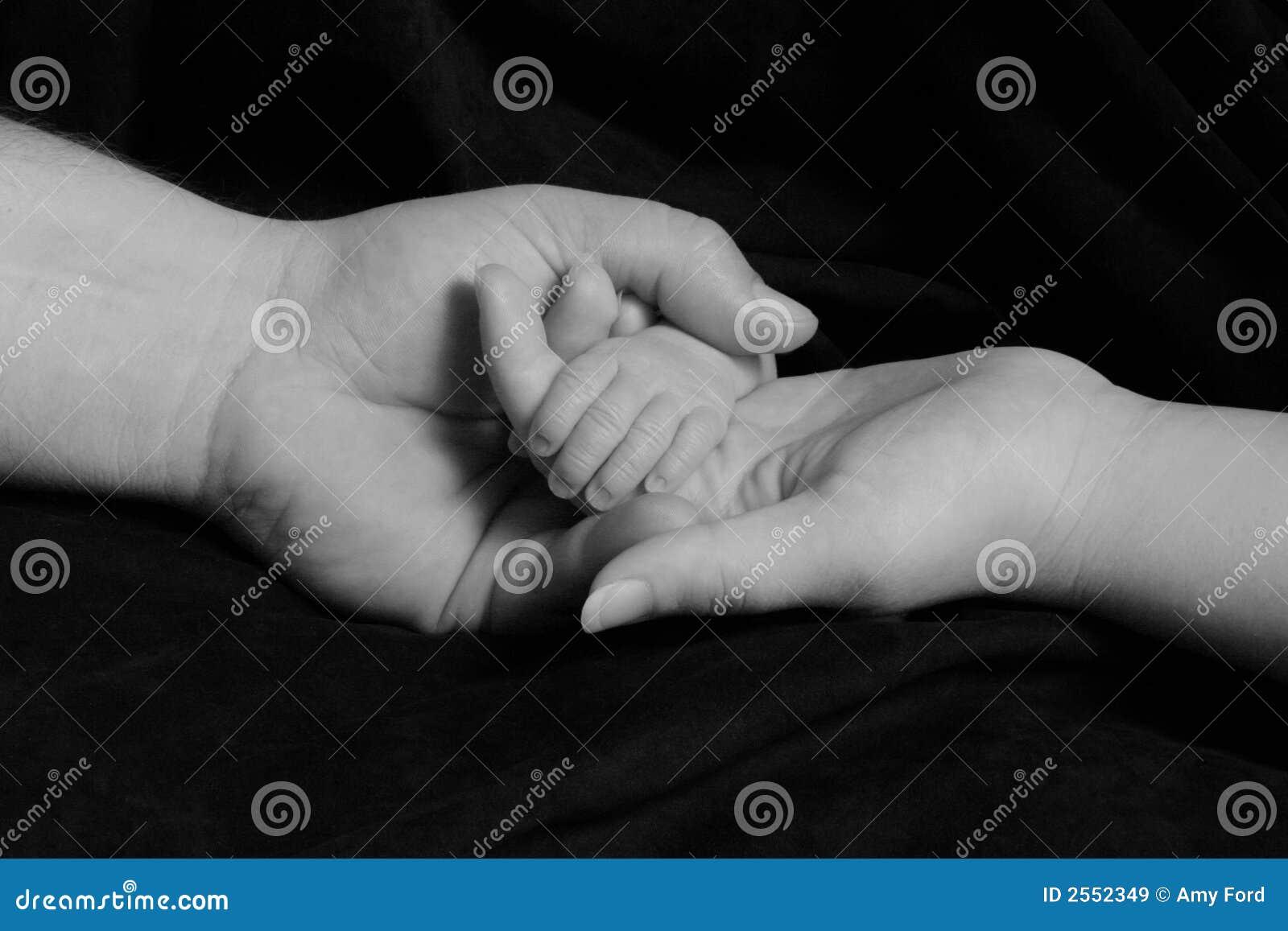 Mère, père et chéri