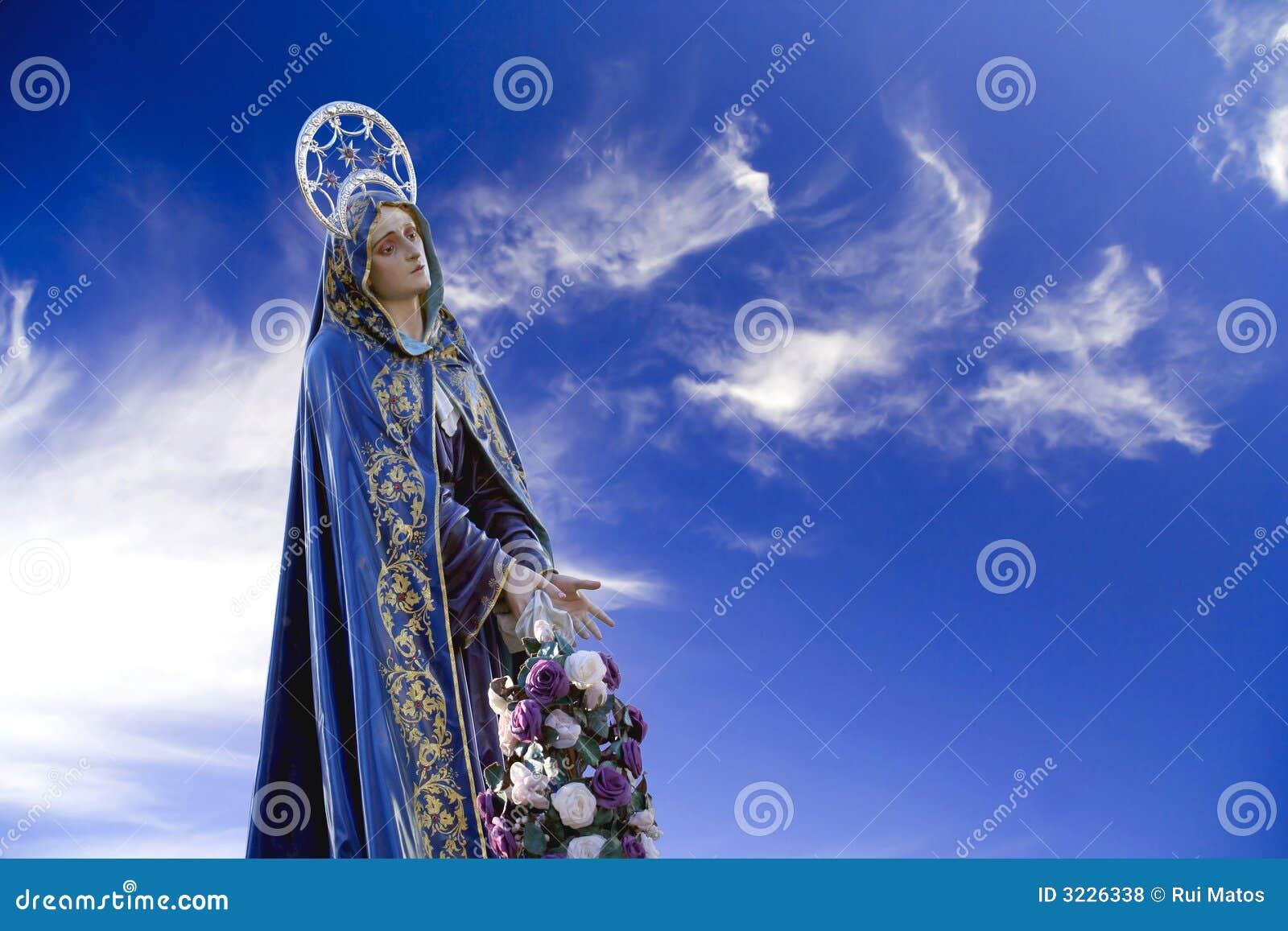 Mère sainte de Jésus