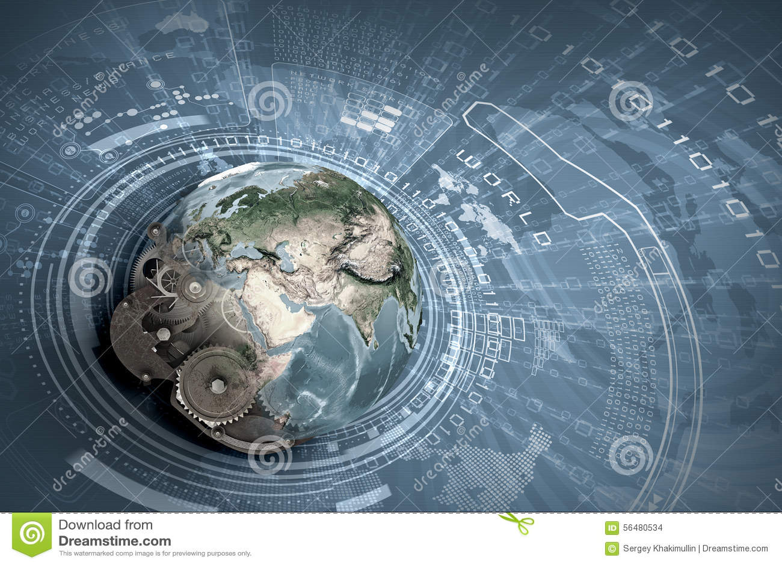 Mécanismes de notre planète