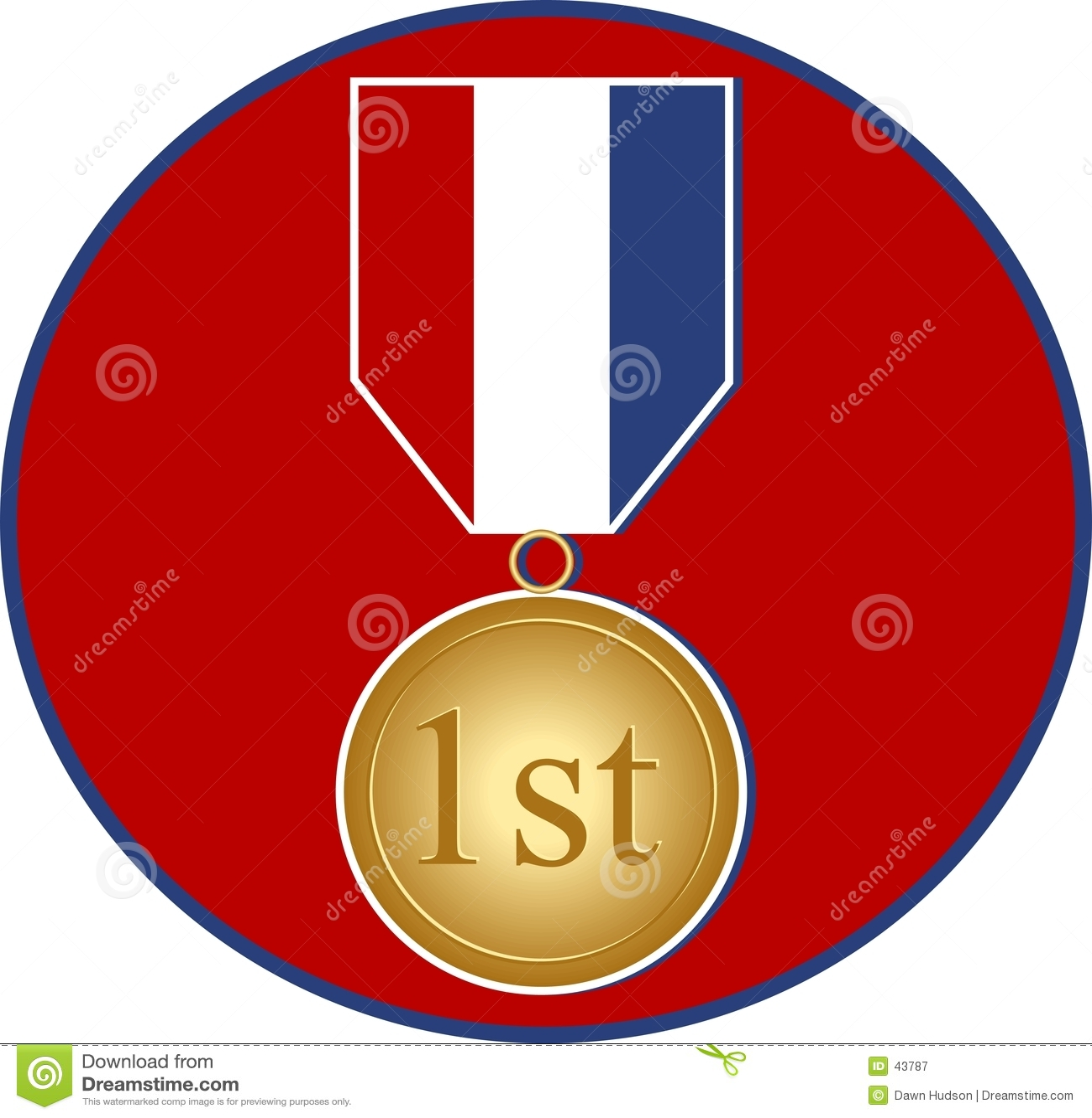 Médaille de sports