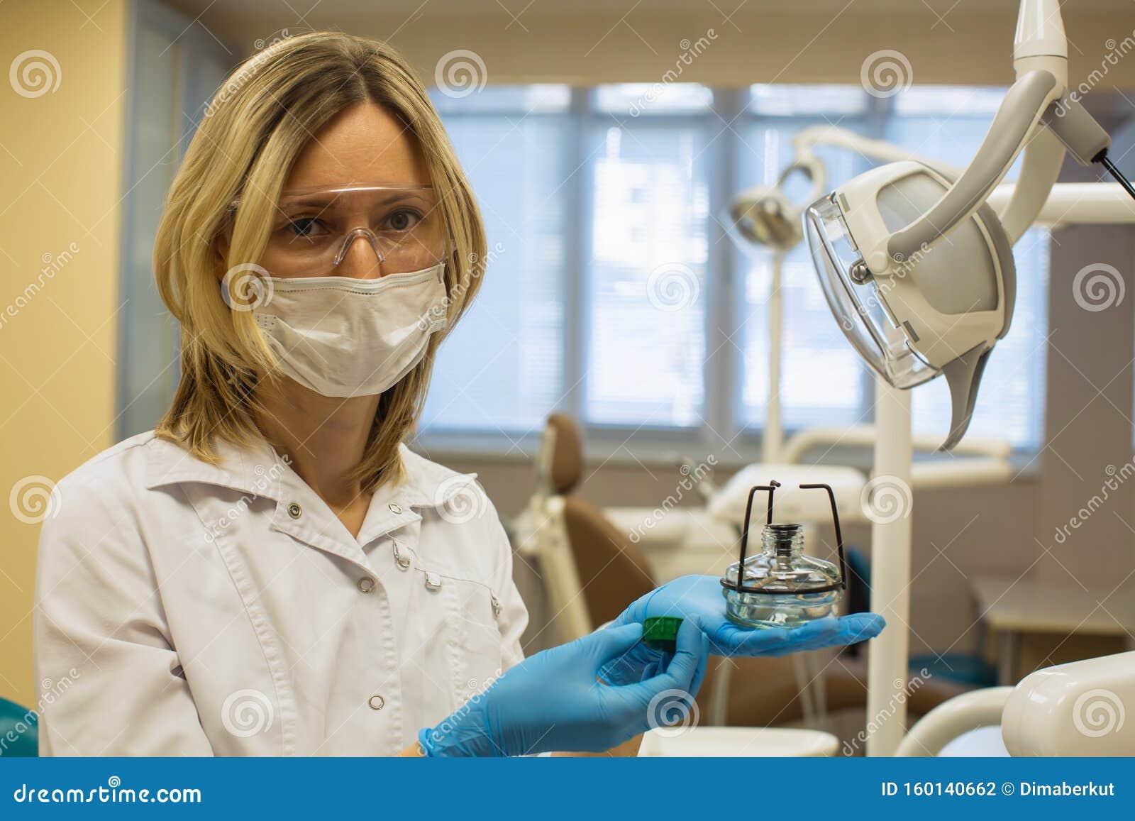 recherche femme dentiste