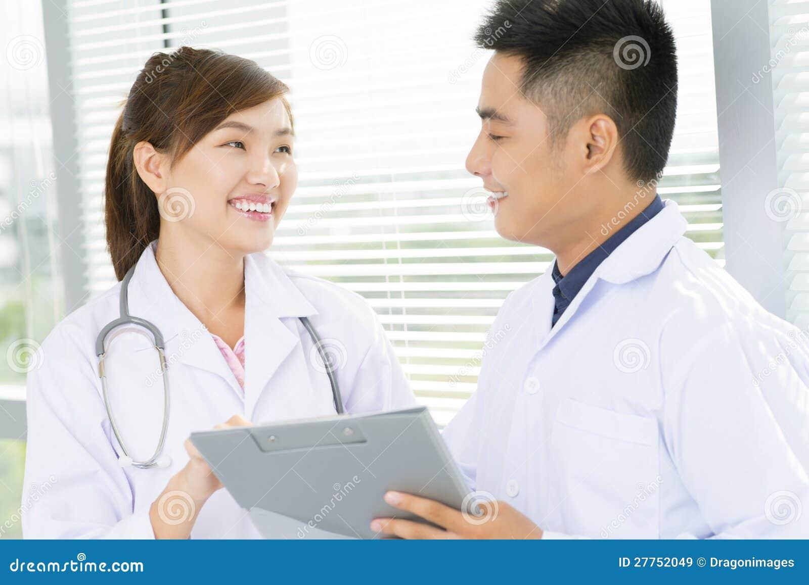 Médecins positifs