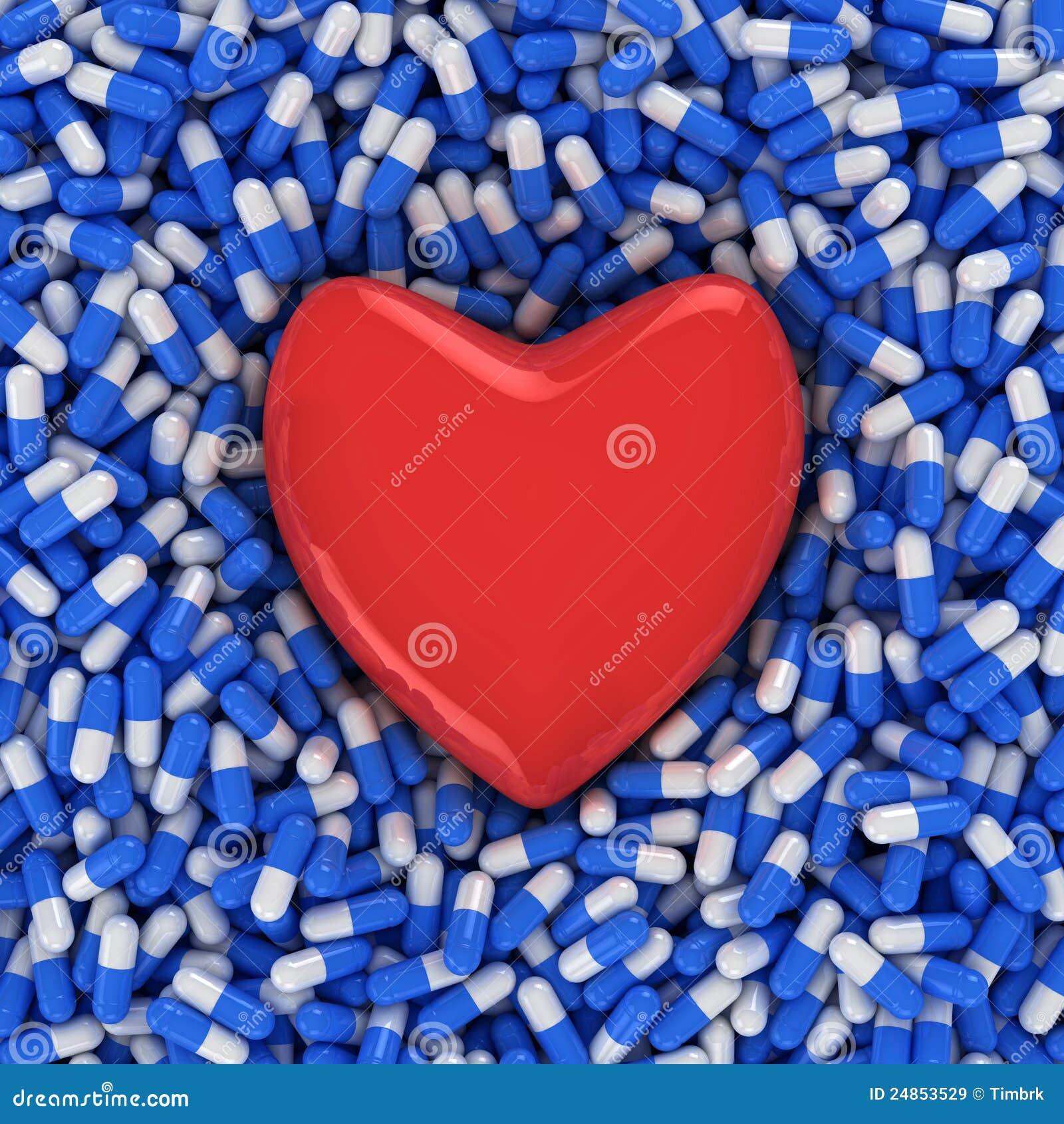 Médicament de maladie cardiaque