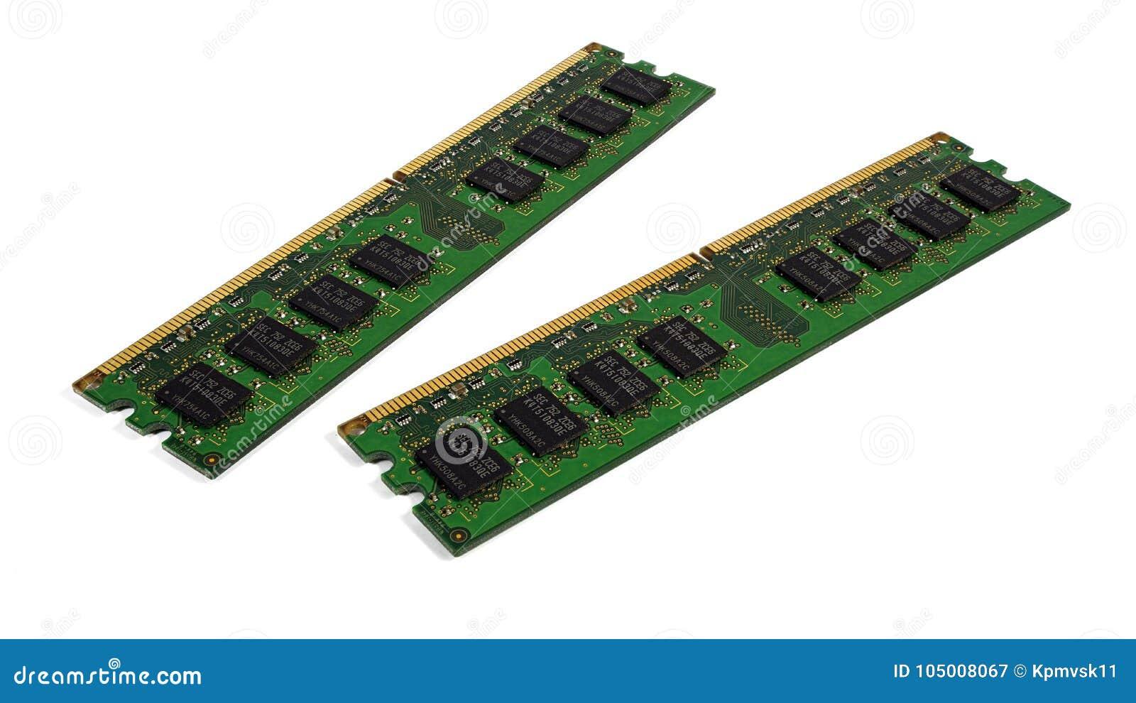 Mémoire à accès sélectif DDR2