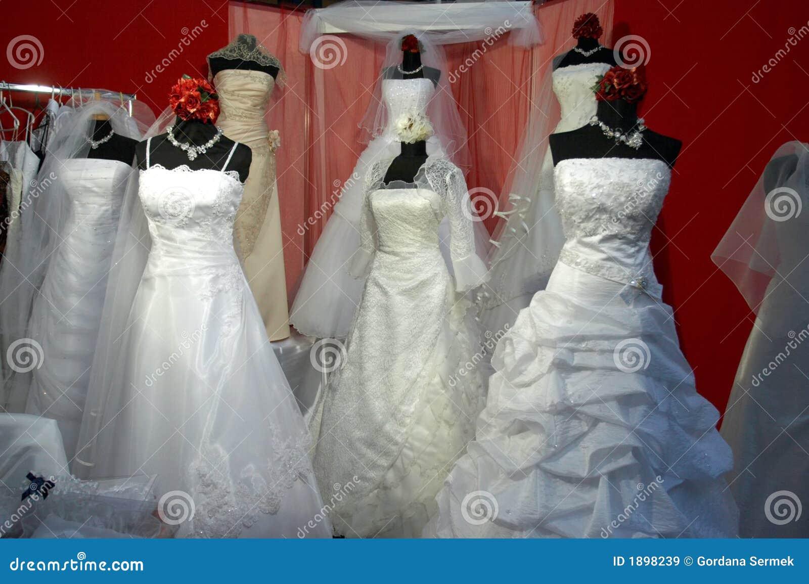Mémoire de robe de mariages