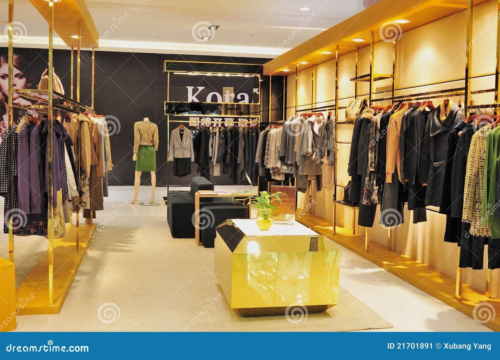 Mémoire de vêtement de mode