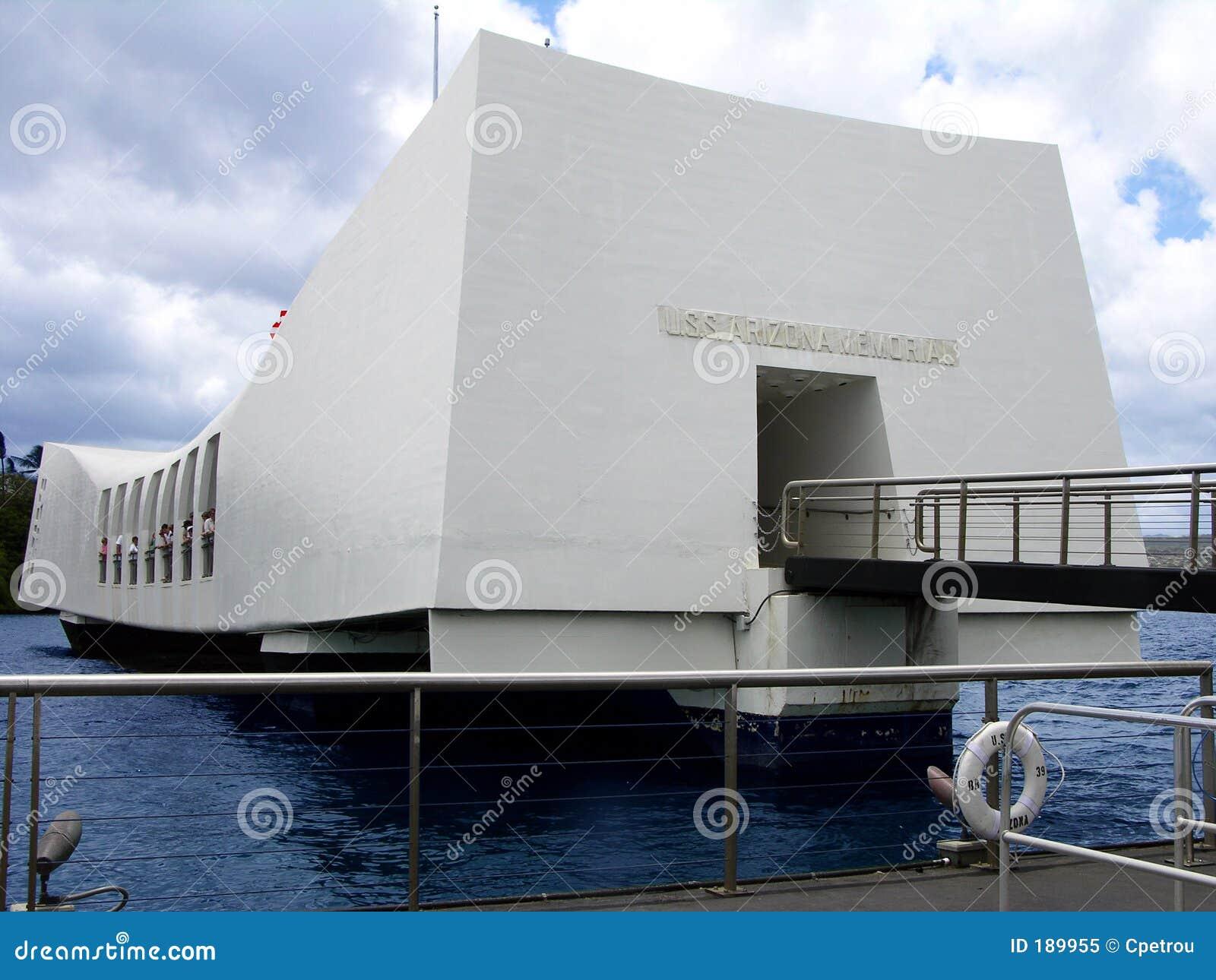 Mémorial d USS Arizona