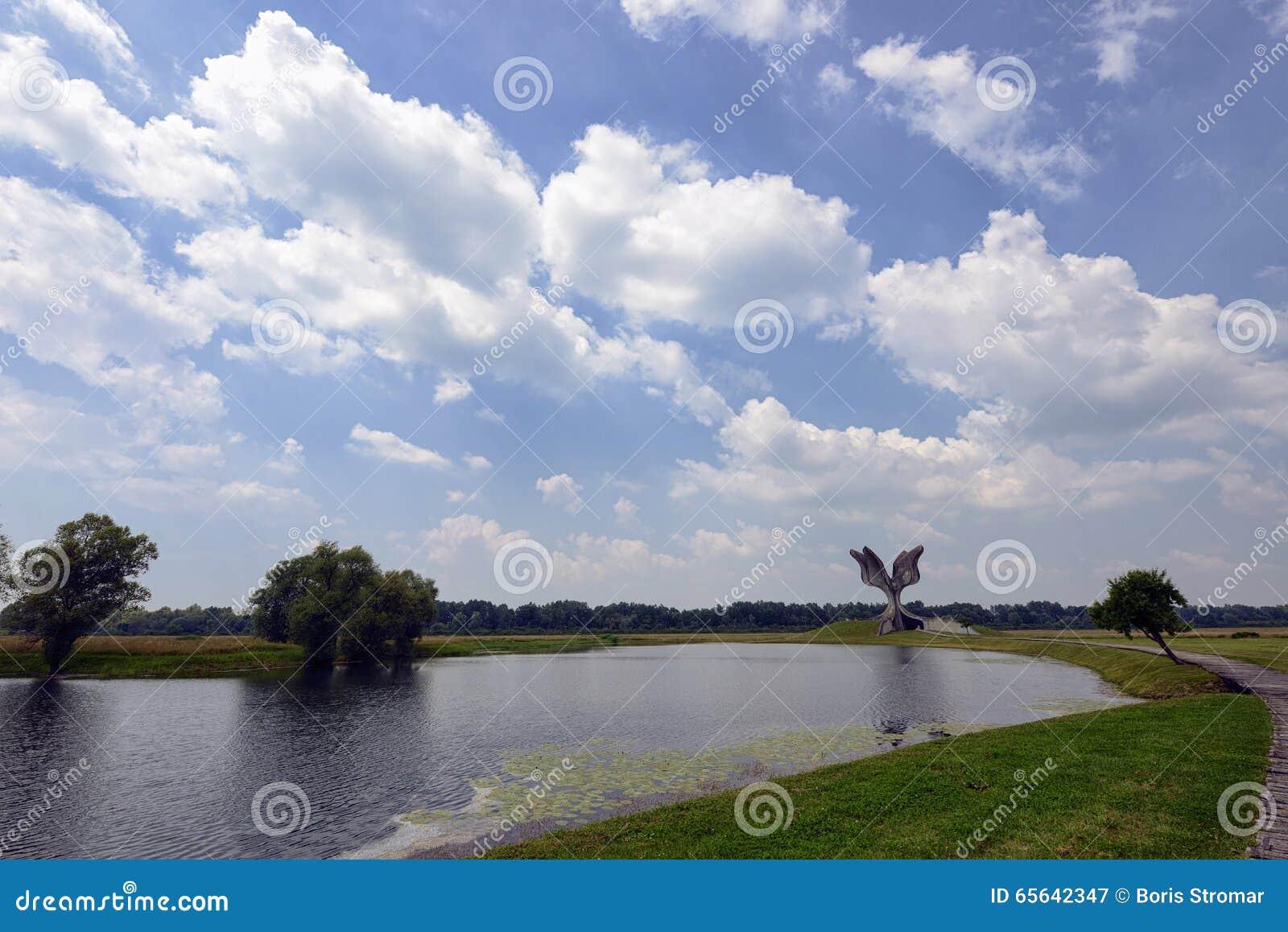 Mémorial de Jasenovac WWII